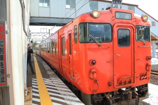 乗り鉄71