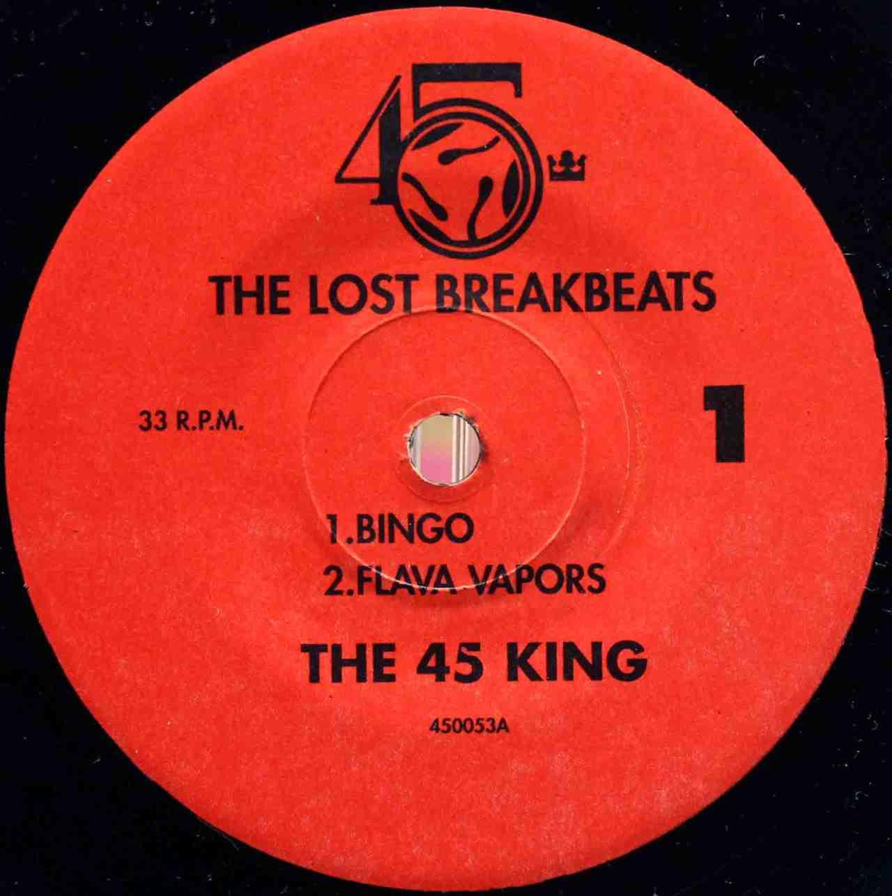45 King – The Lost Break Beats 04_R