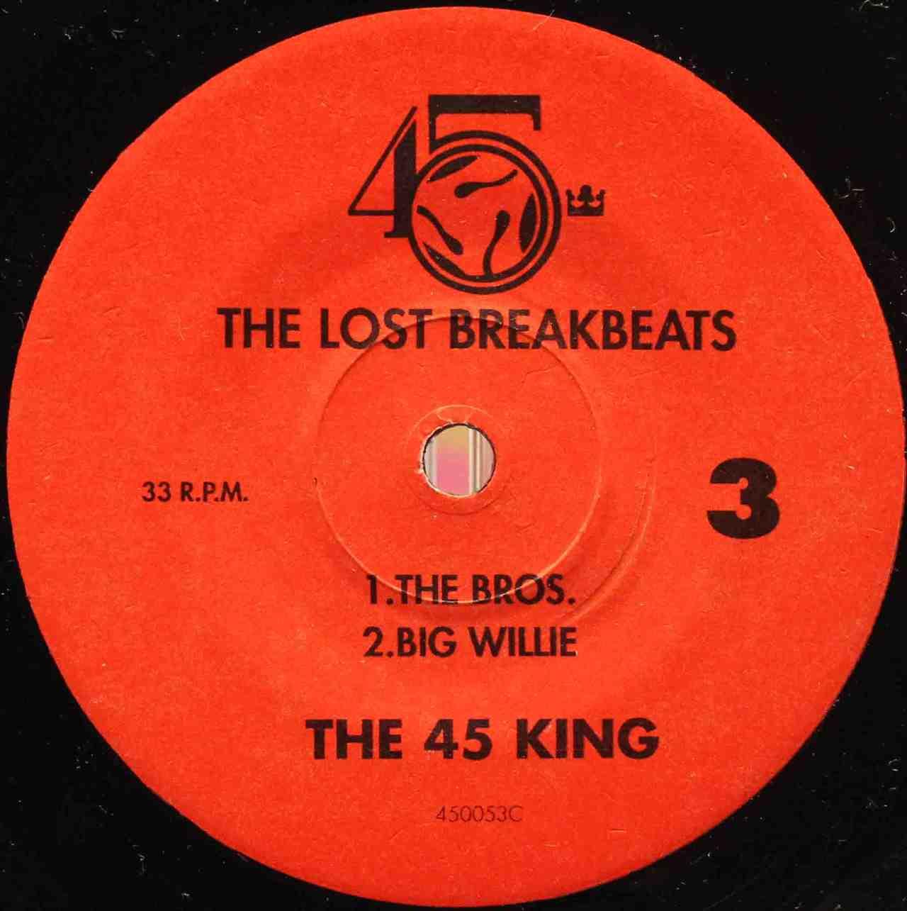 45 King – The Lost Break Beats 06_R