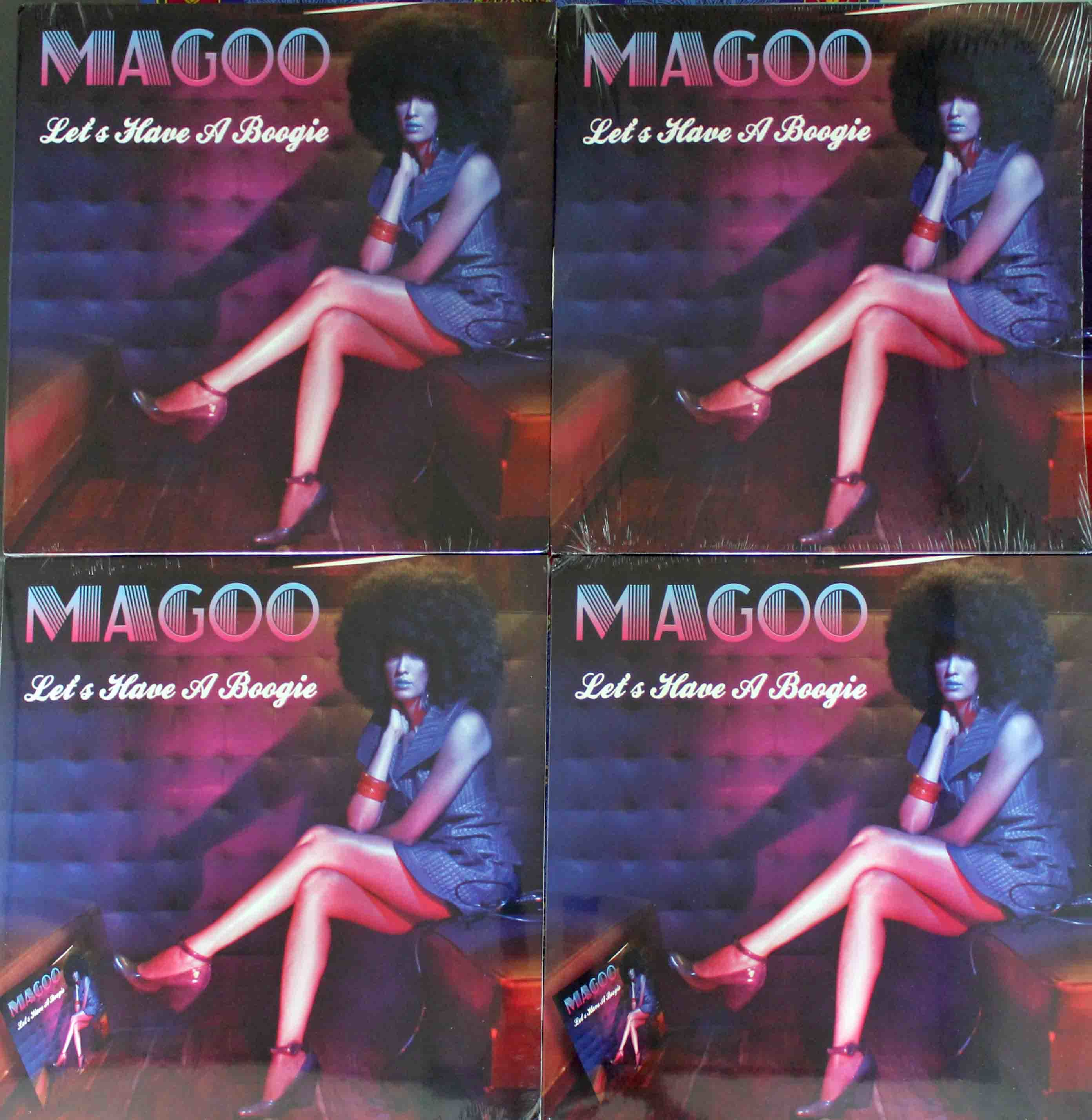 Magoo Lets Have A Boogie 0