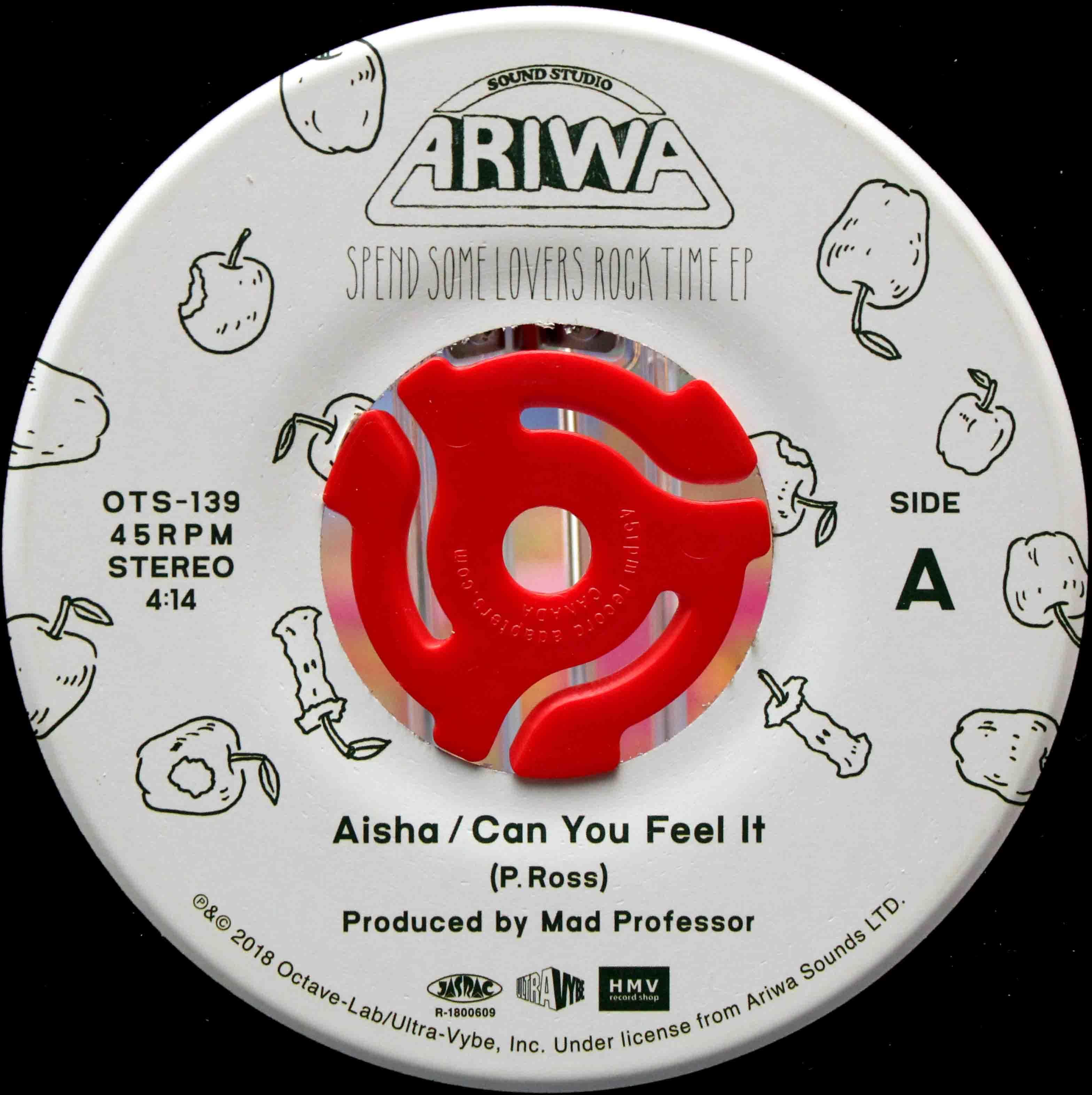 Aisha Can You Feel It 03