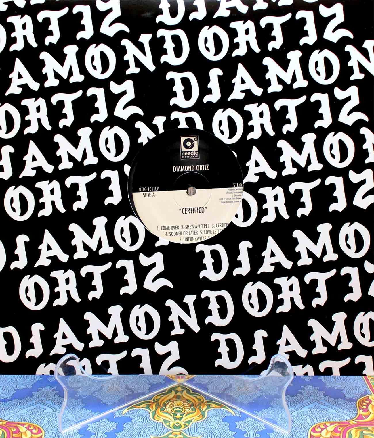 Diamond Ortiz – Certified 01