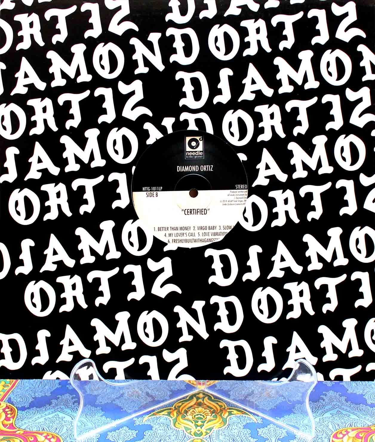 Diamond Ortiz – Certified 02