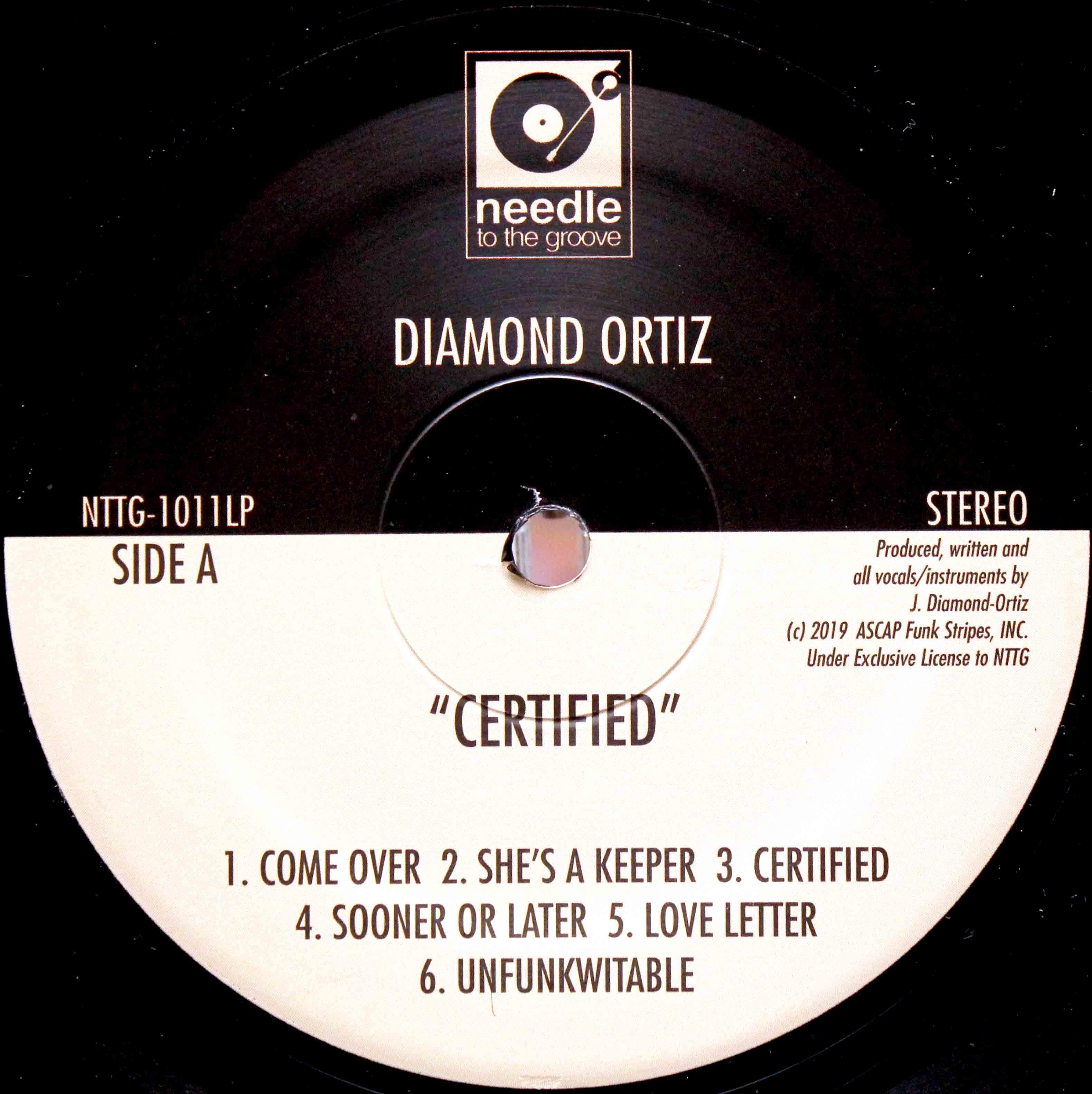 Diamond Ortiz – Certified 03