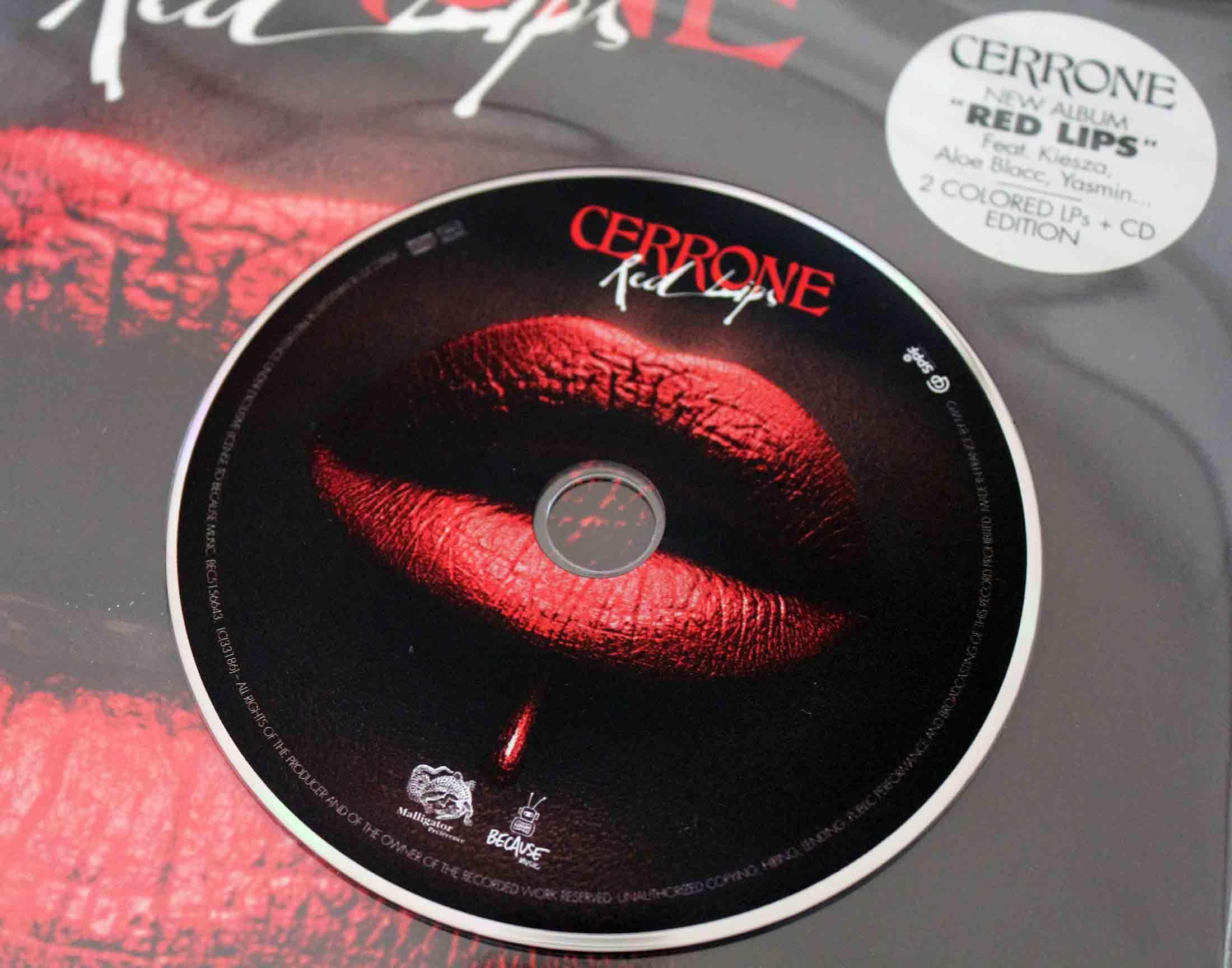Cerrone (2018) – Red Lips 07