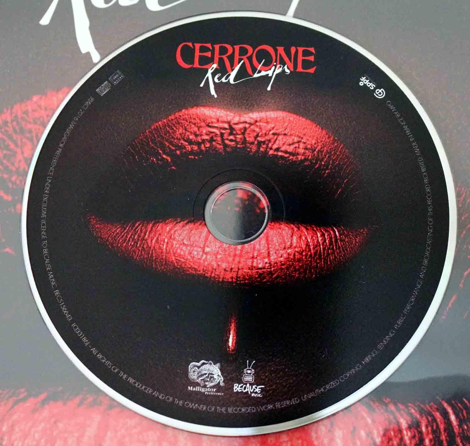 Cerrone (2018) – Red Lips 08