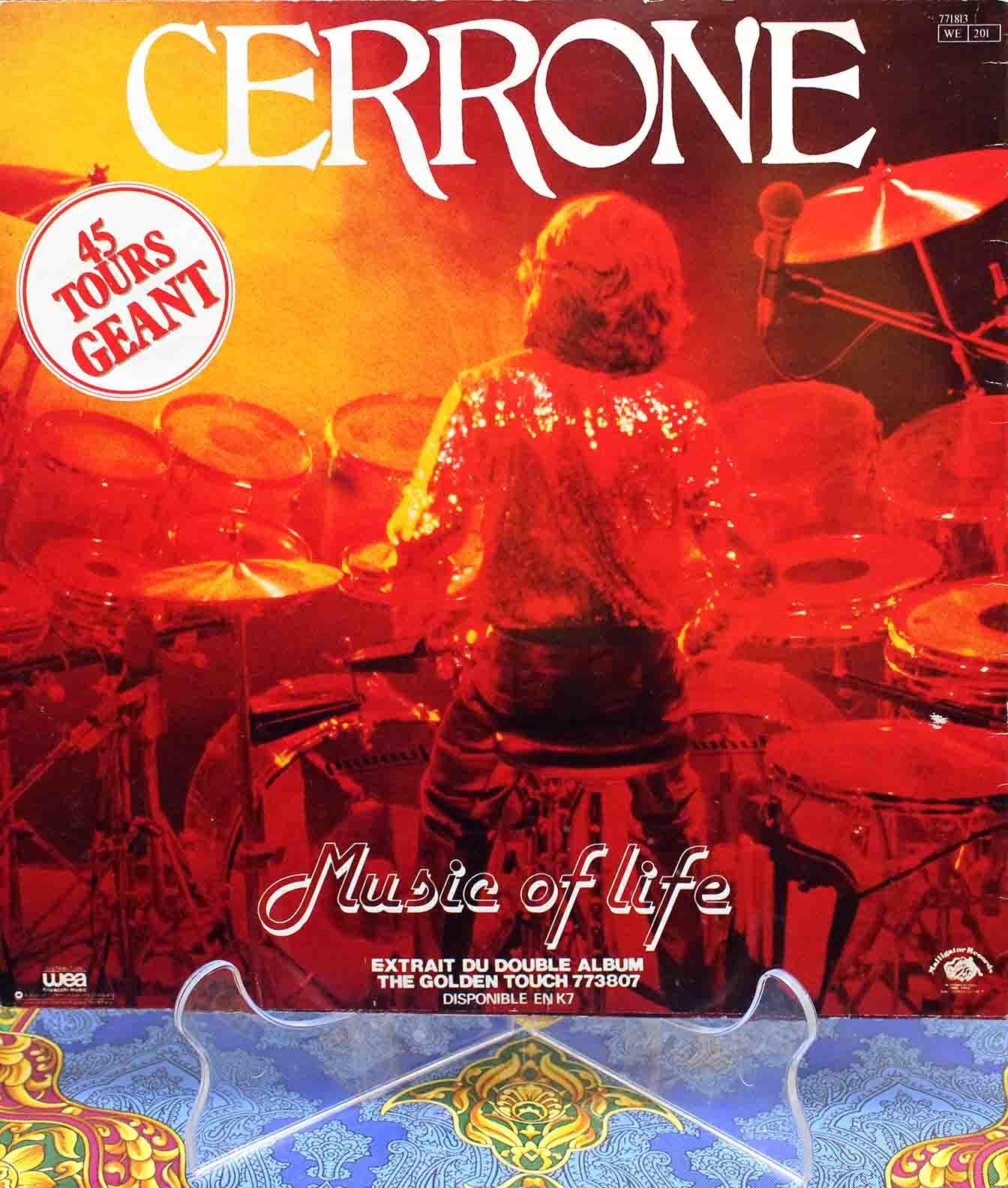 Cerrone Music Of Life 01