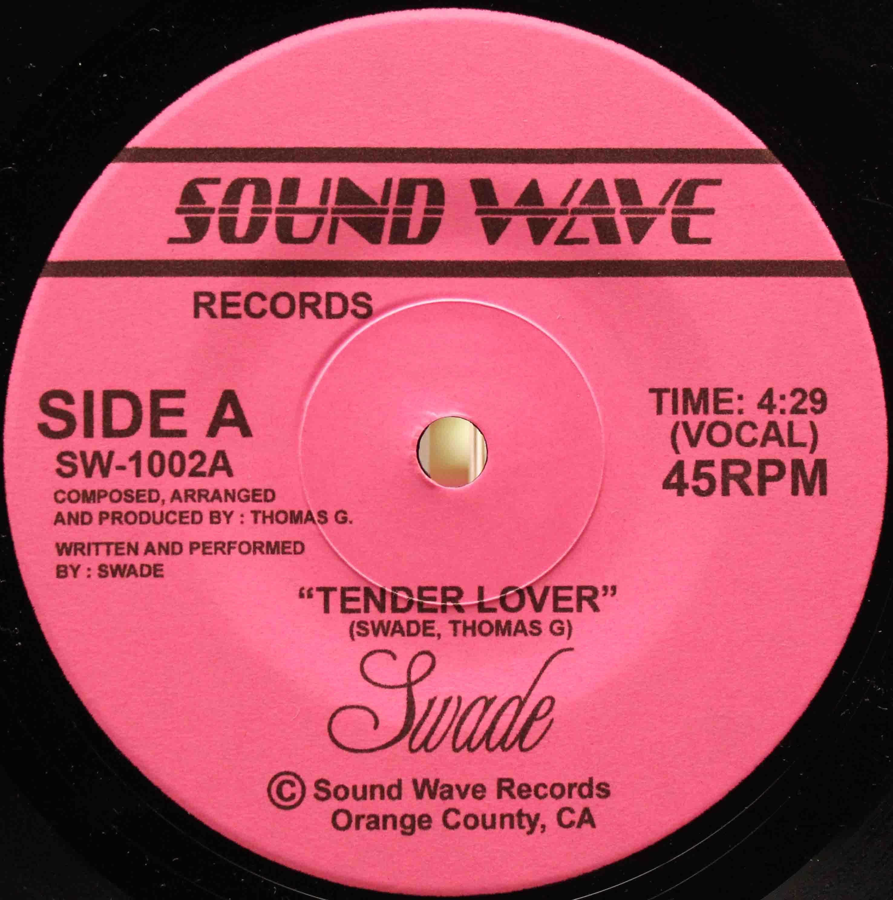 Swade - Tender Lover 03