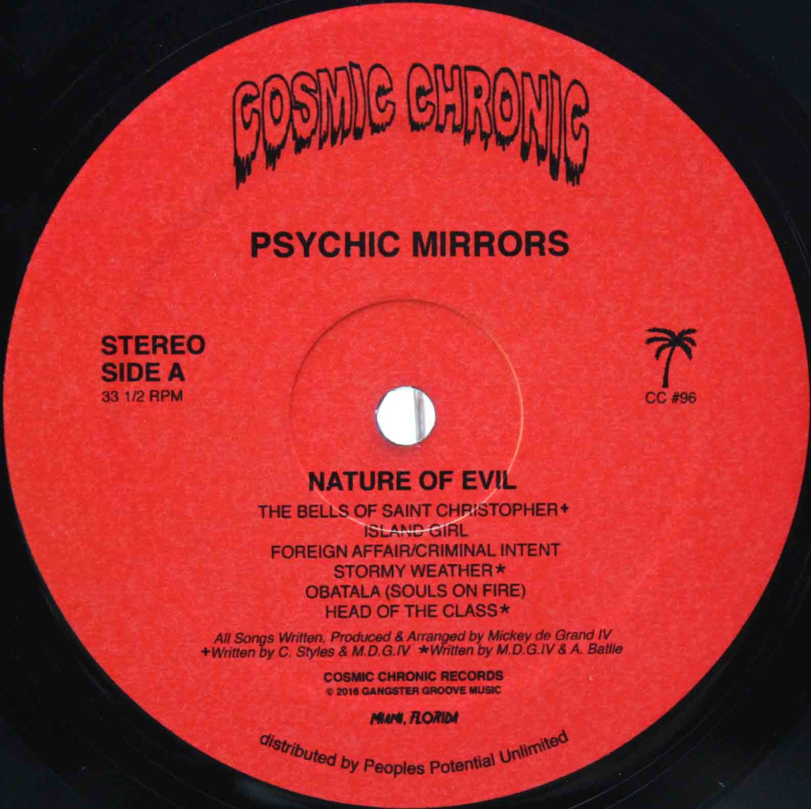 Psychic Mirrors – Nature Of Evil 03