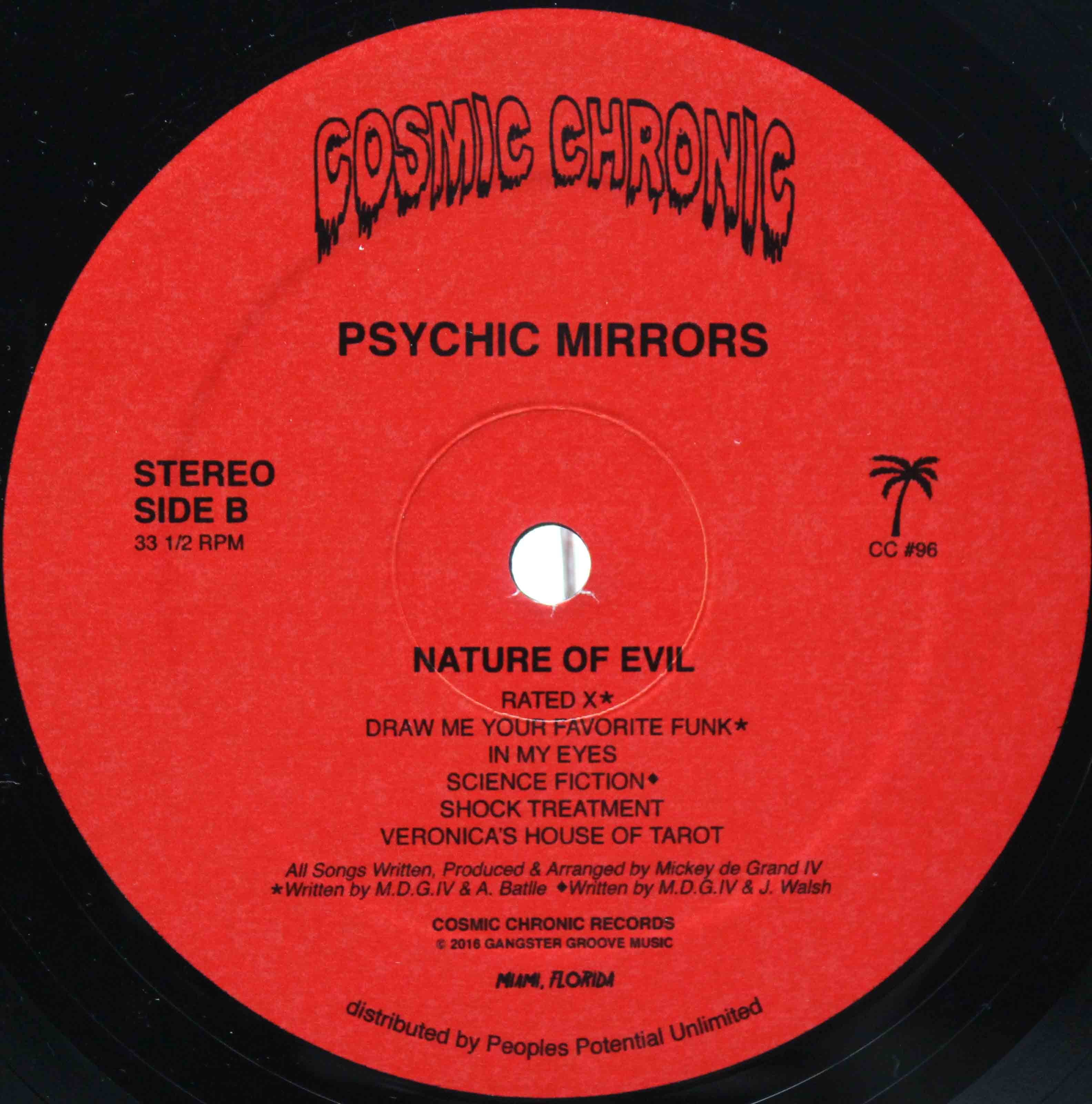 Psychic Mirrors – Nature Of Evil 04