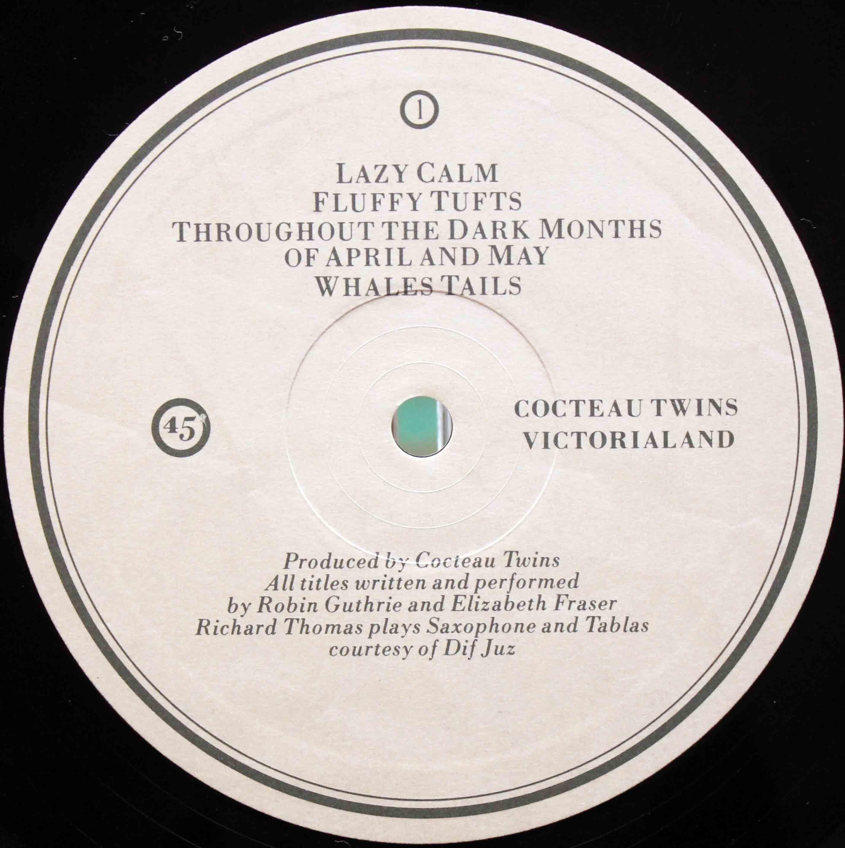 Cocteau Twins – Victorialand 04