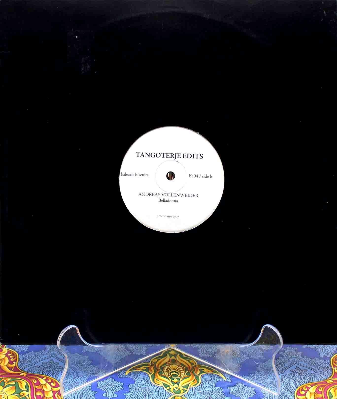 Andreas Vollenweider – Belladonna (Tangoterje Edits) 01