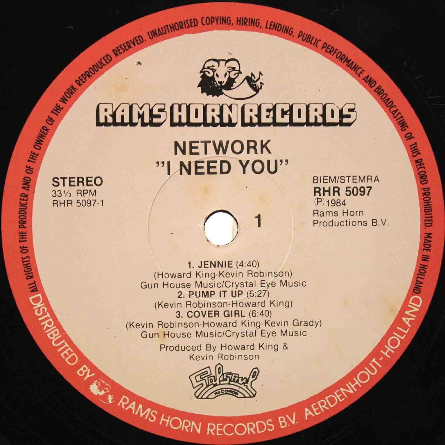 Network I Need You 03