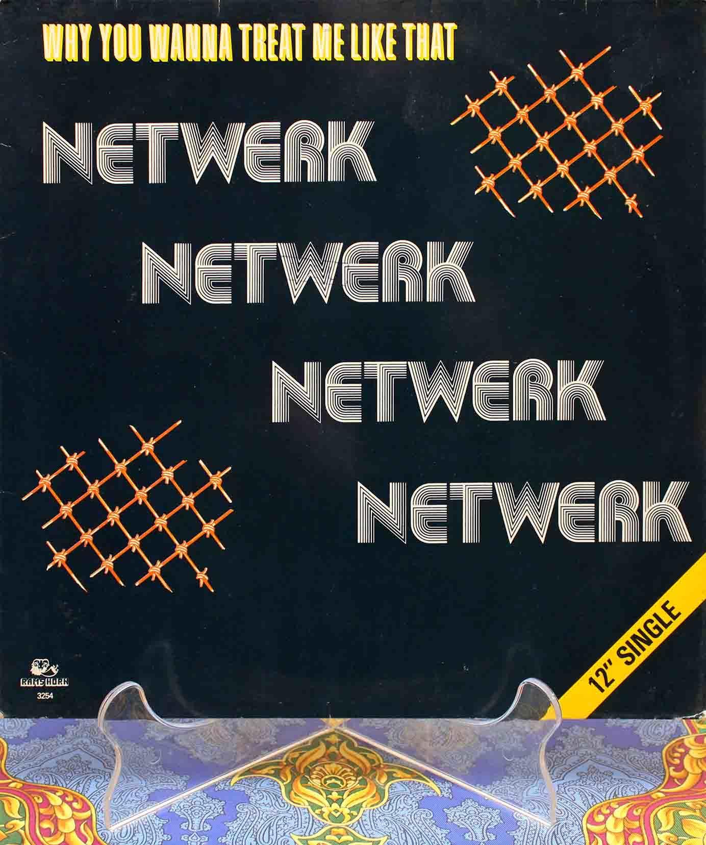Netwerk – Why You Wanna Treat Me Like That 01