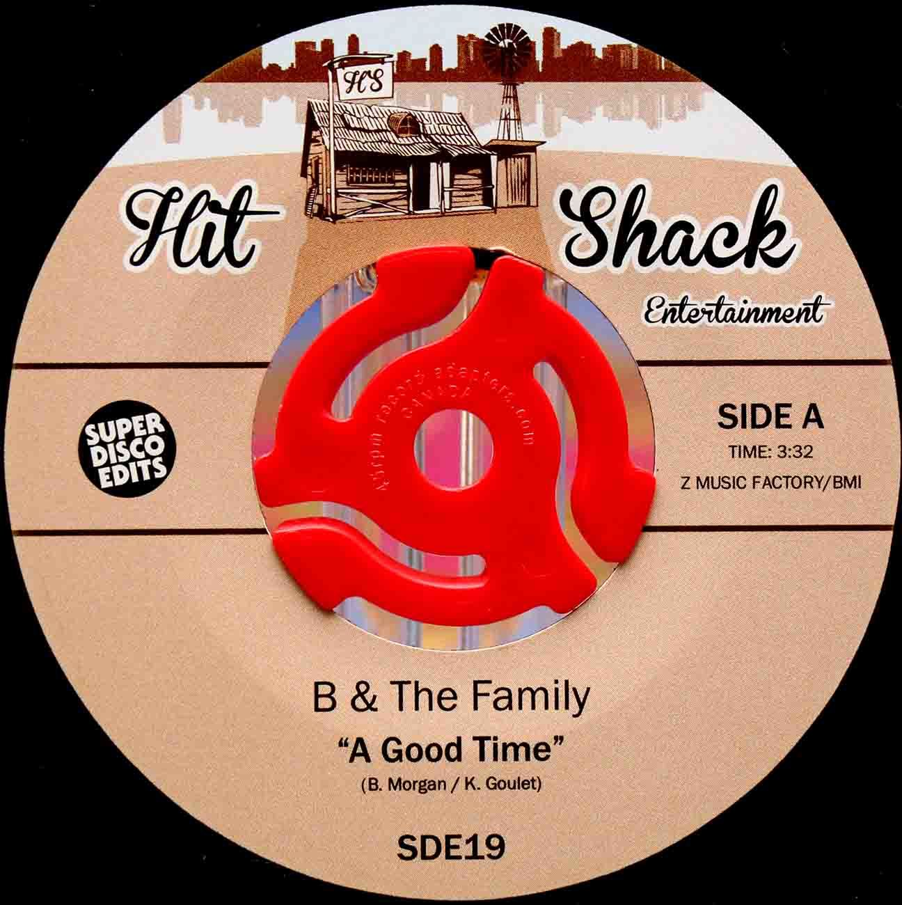 B The Family – Youre Gonna Love Me 04