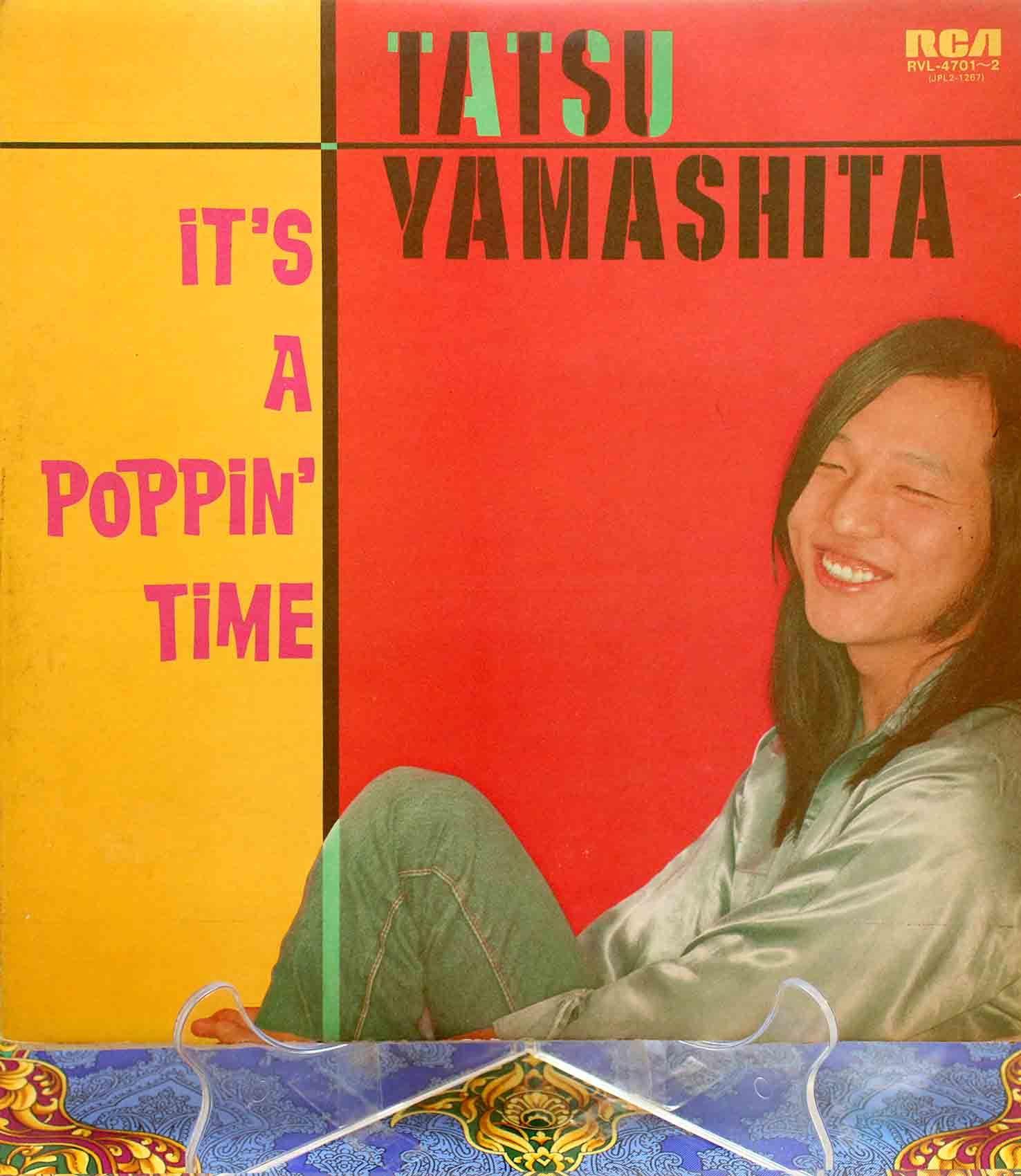 山下達郎 Its A Poppin Time 01