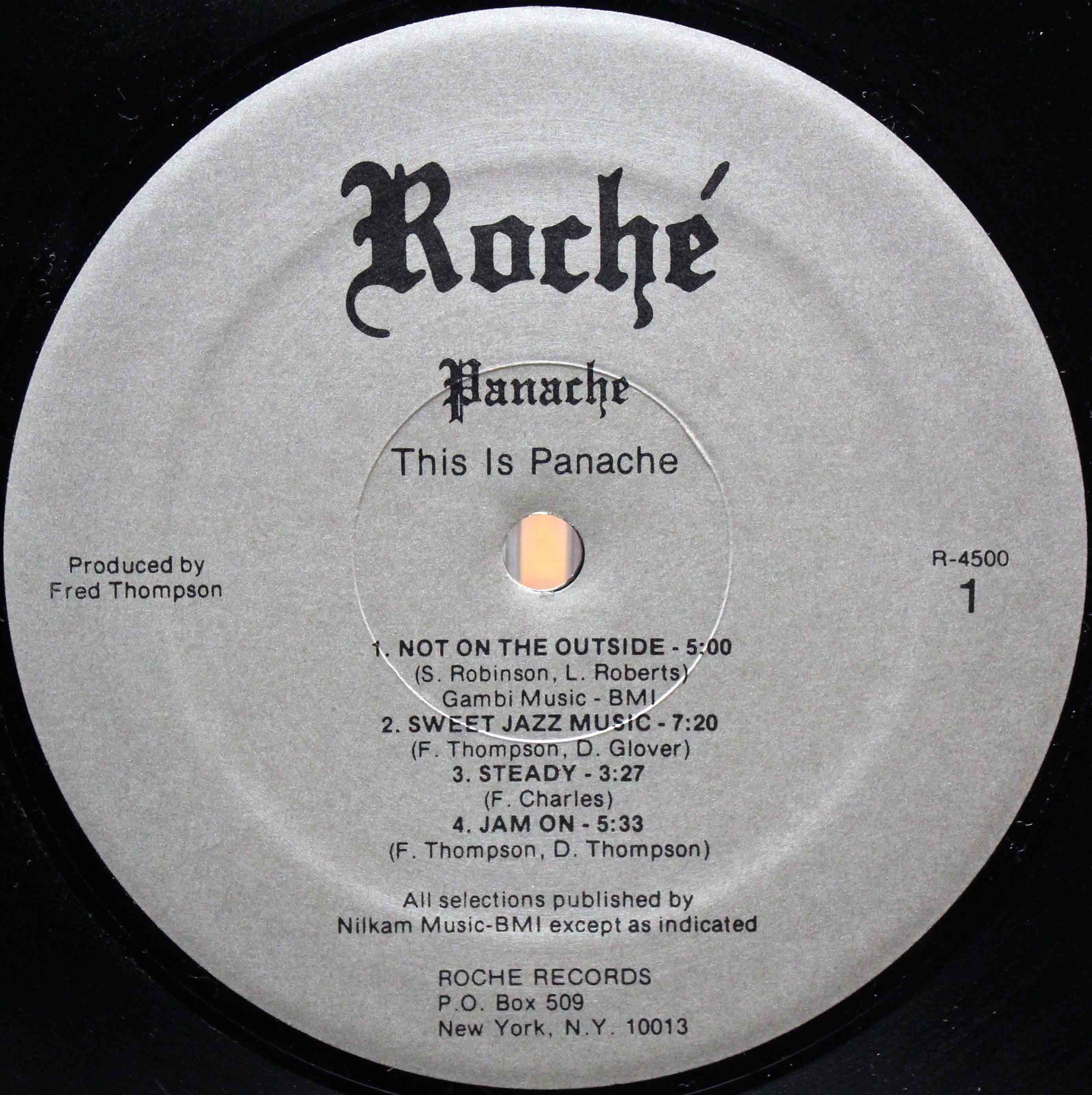 Panaché – This Is Panache 03
