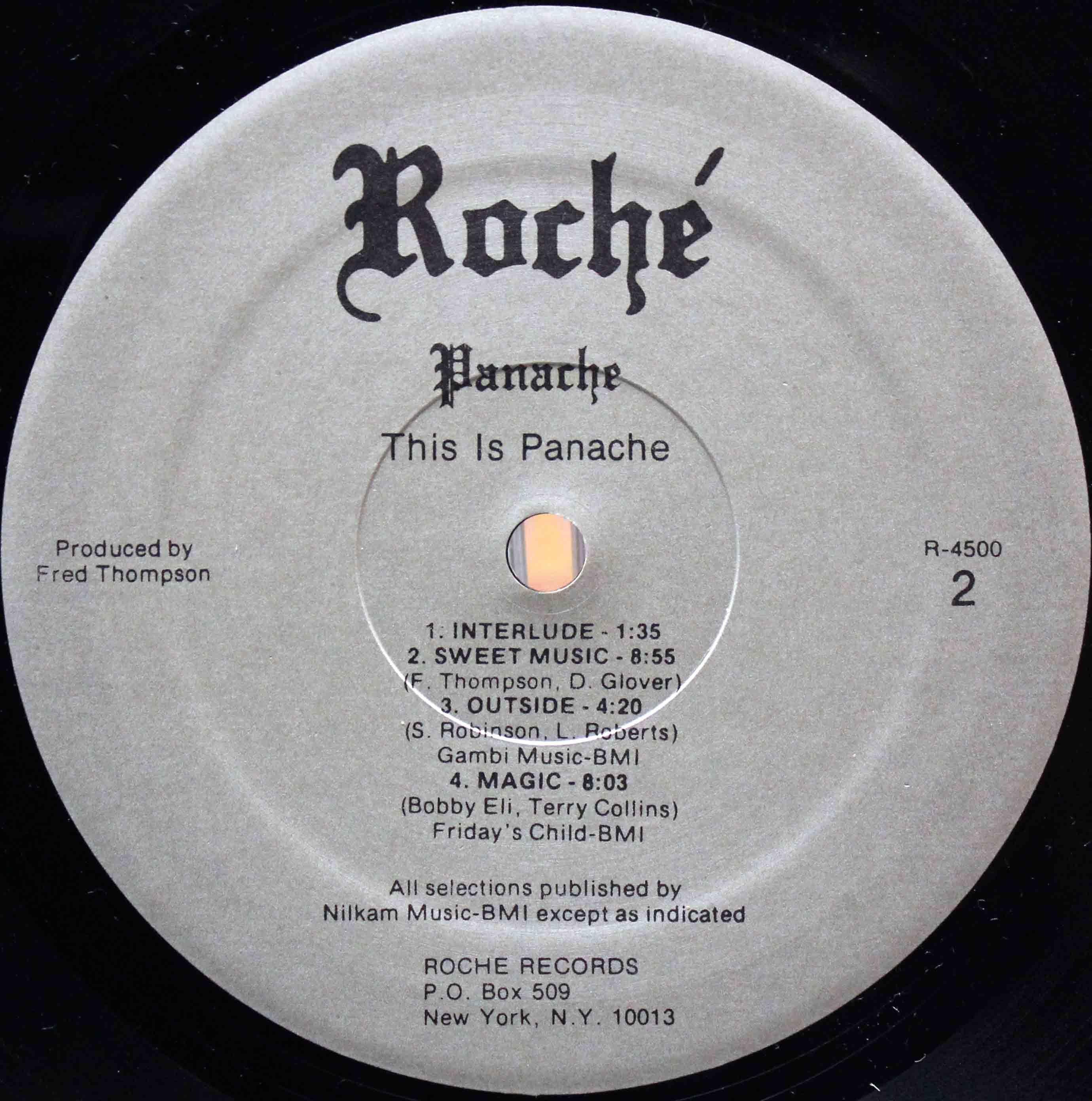 Panaché – This Is Panache 04