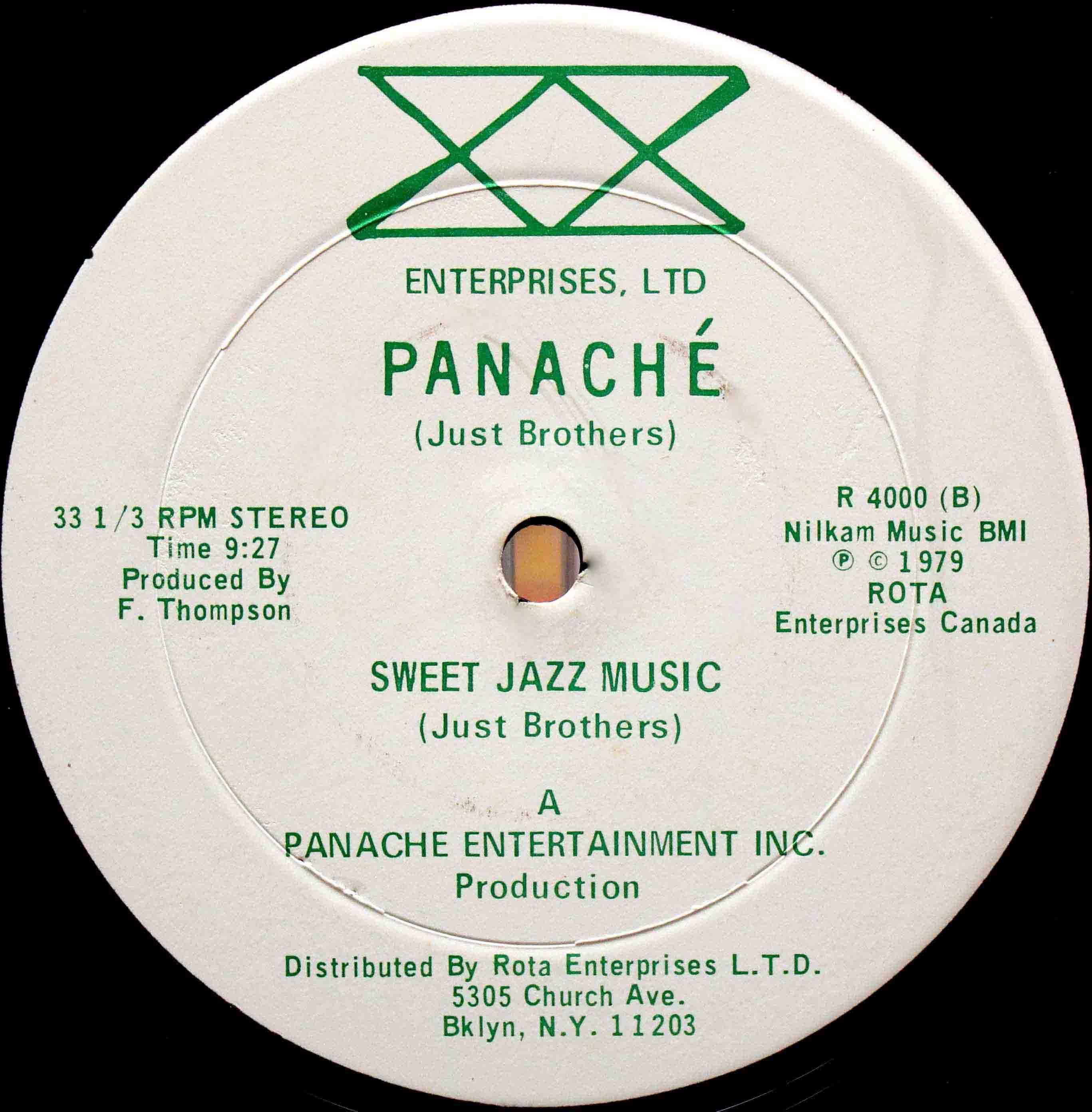 Panaché – Sweet Music 55