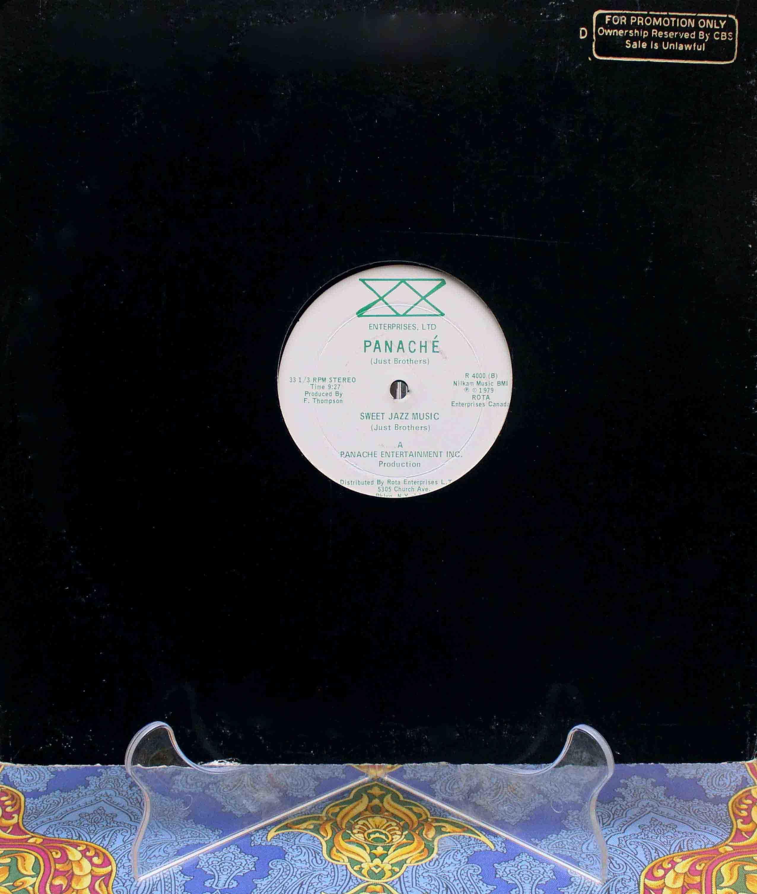 Panaché – Sweet Music 022