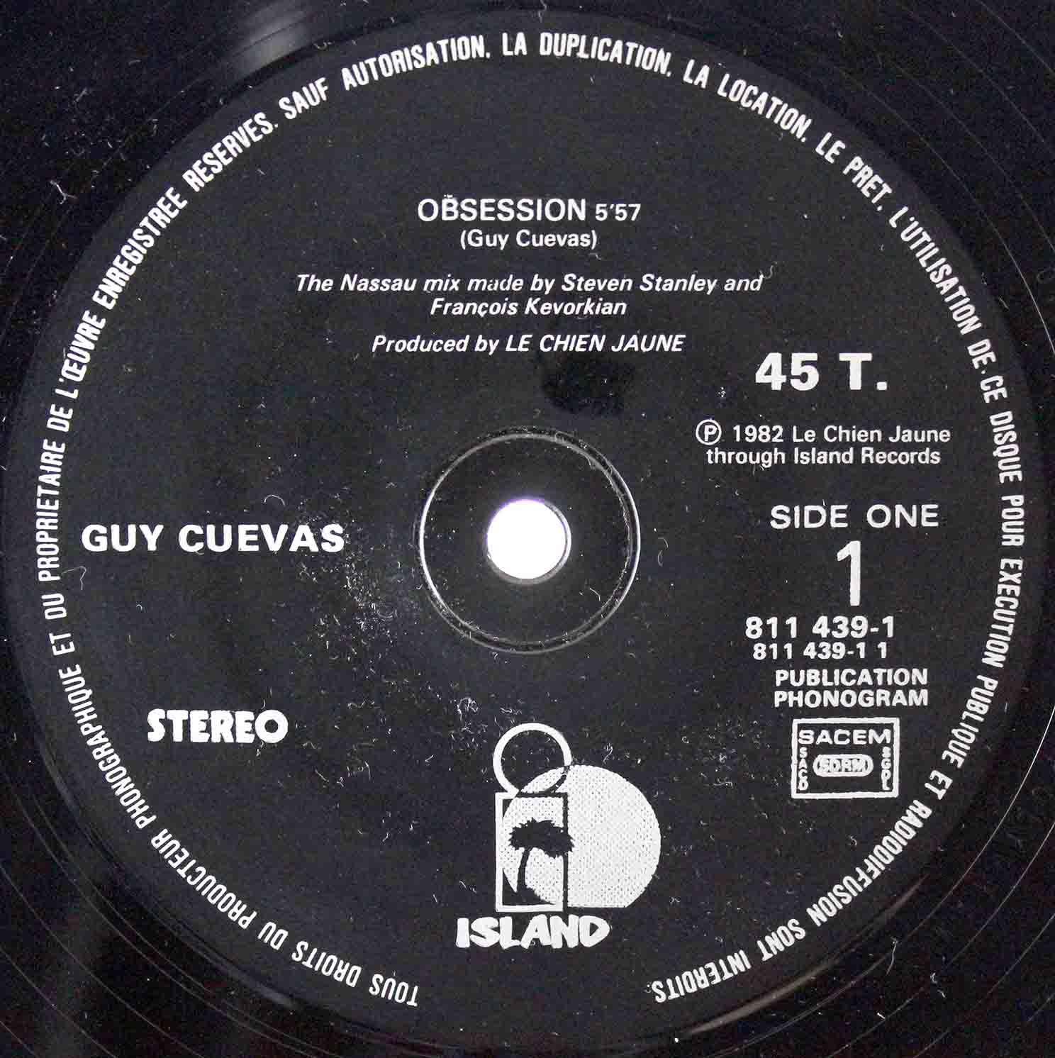 Guy Cuevas – Obsession 03