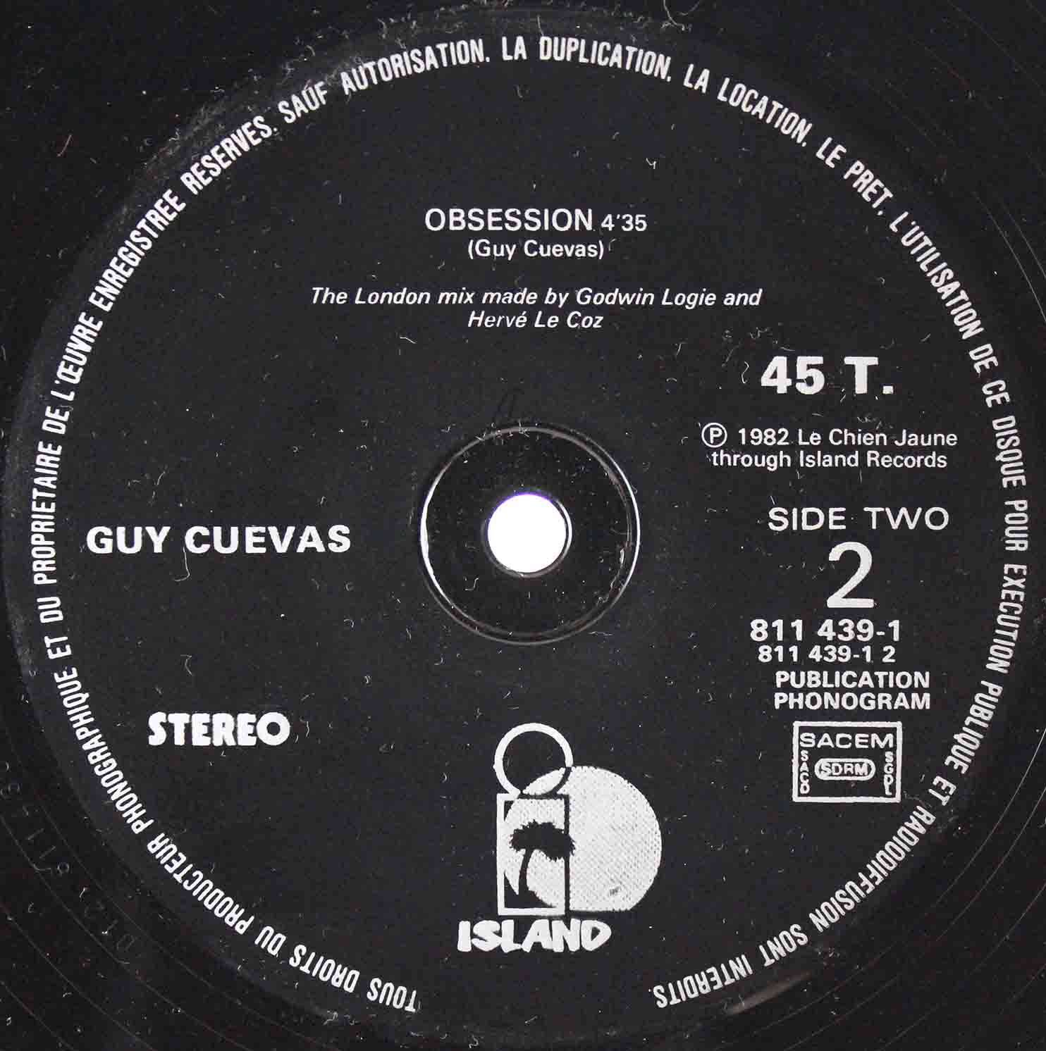 Guy Cuevas – Obsession 04
