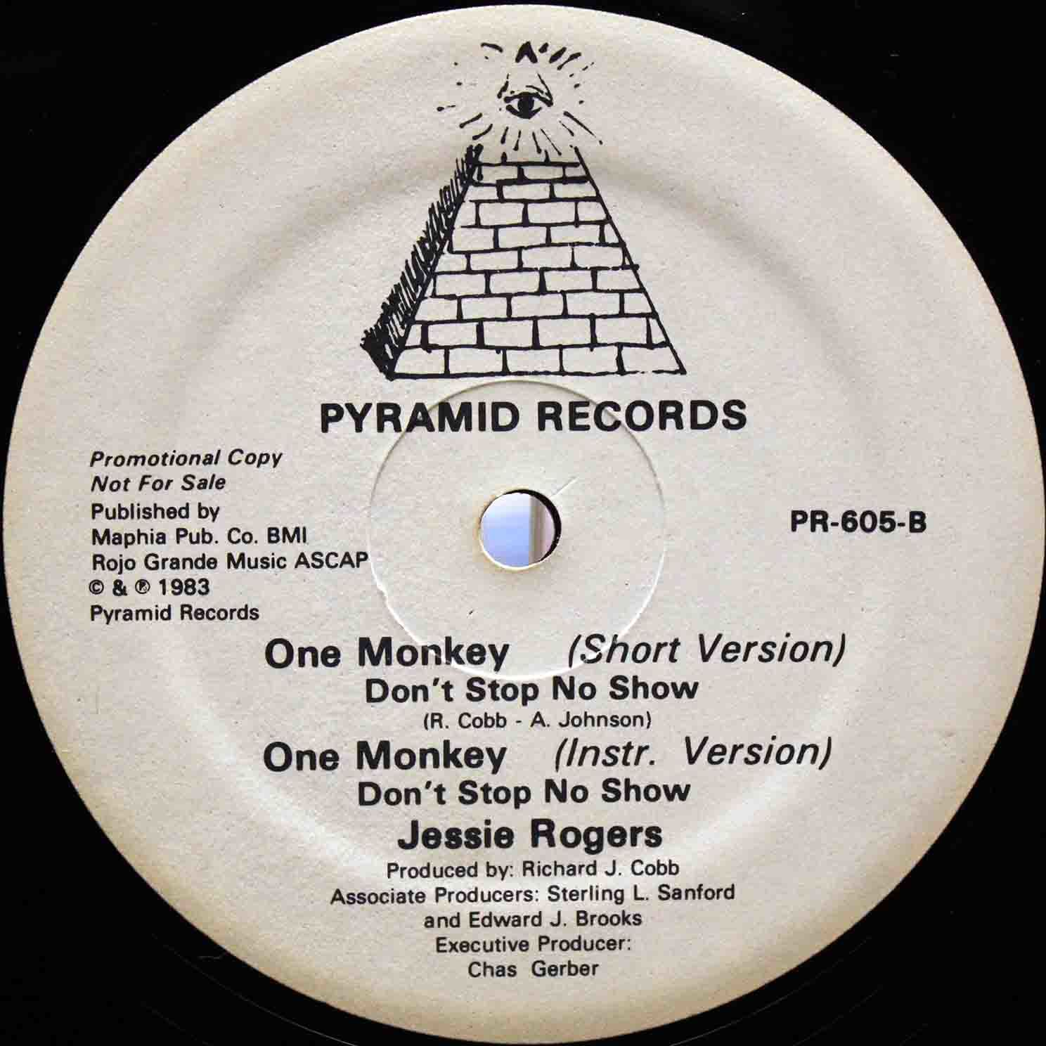 Jessie Rogers – One Monkey Dont Stop No Show 04