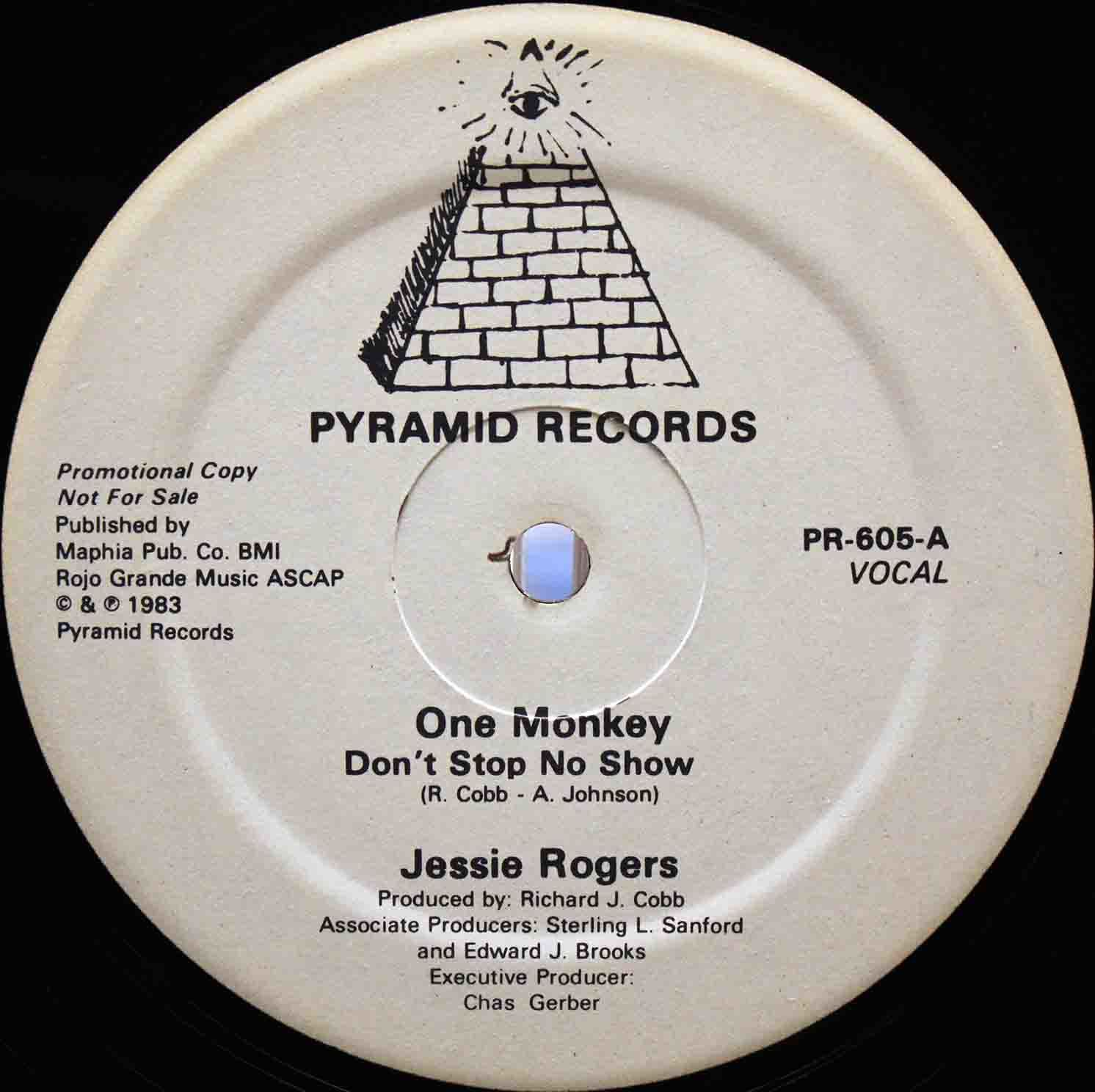 Jessie Rogers – One Monkey Dont Stop No Show 03