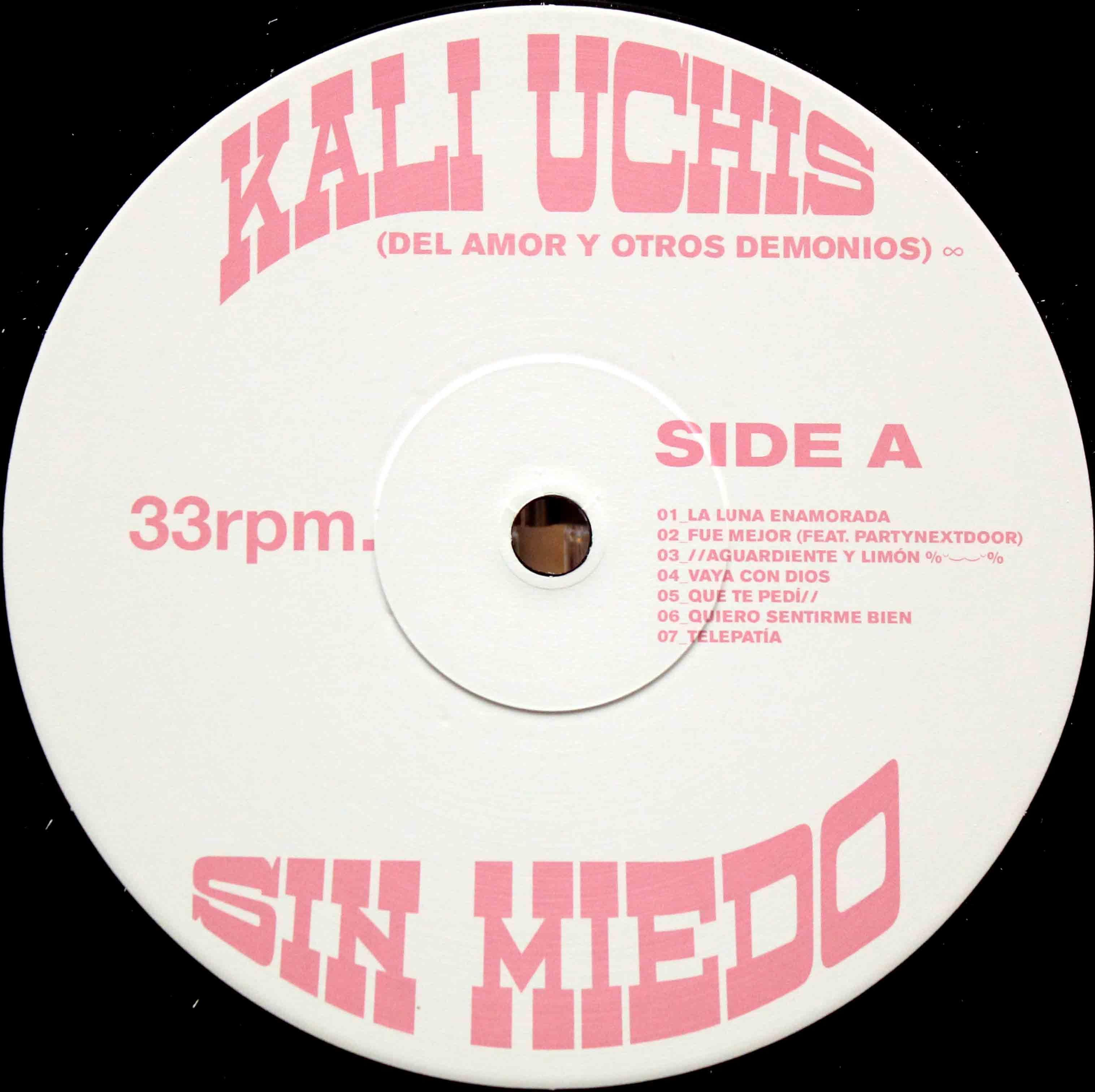 Kali Uchis - Sin Miedo 05