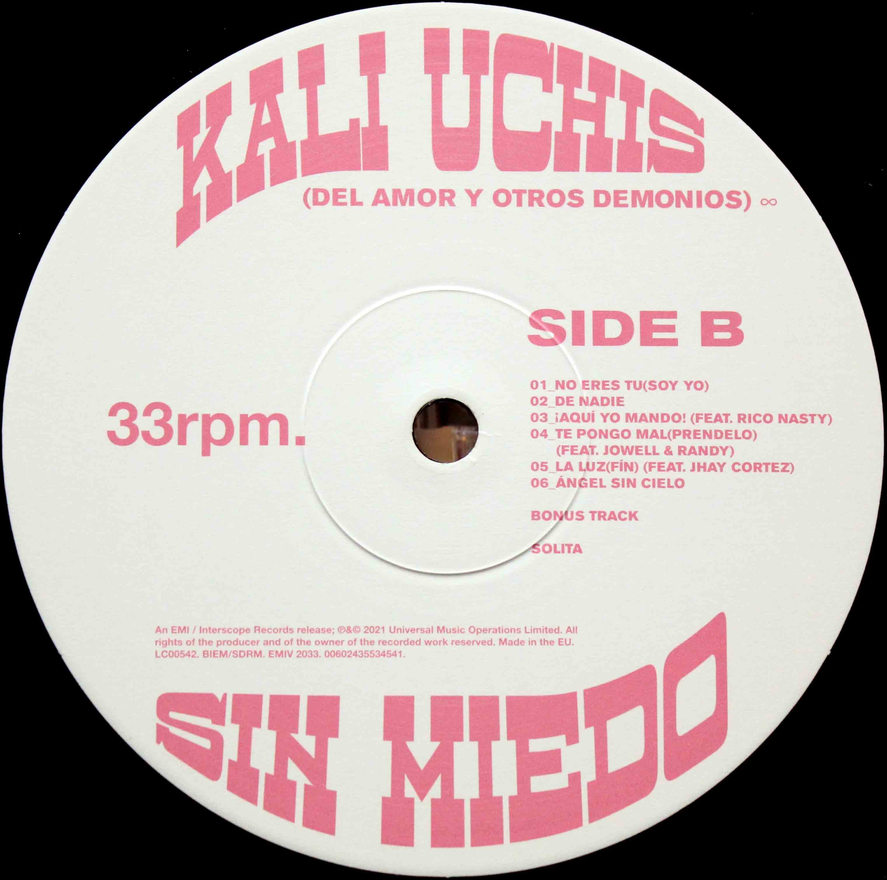 Kali Uchis - Sin Miedo 06
