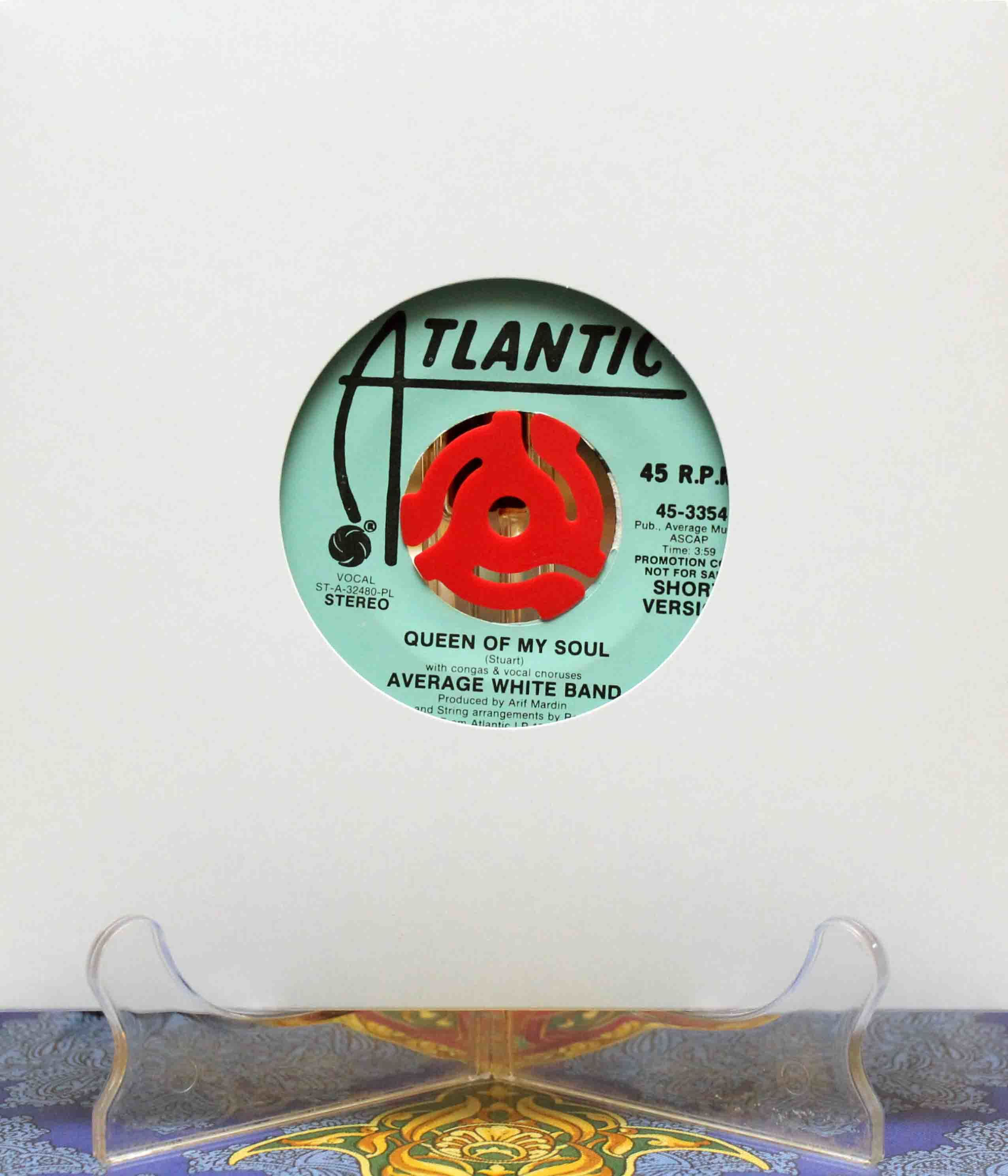 Average White Band – Queen Of My Soul 02