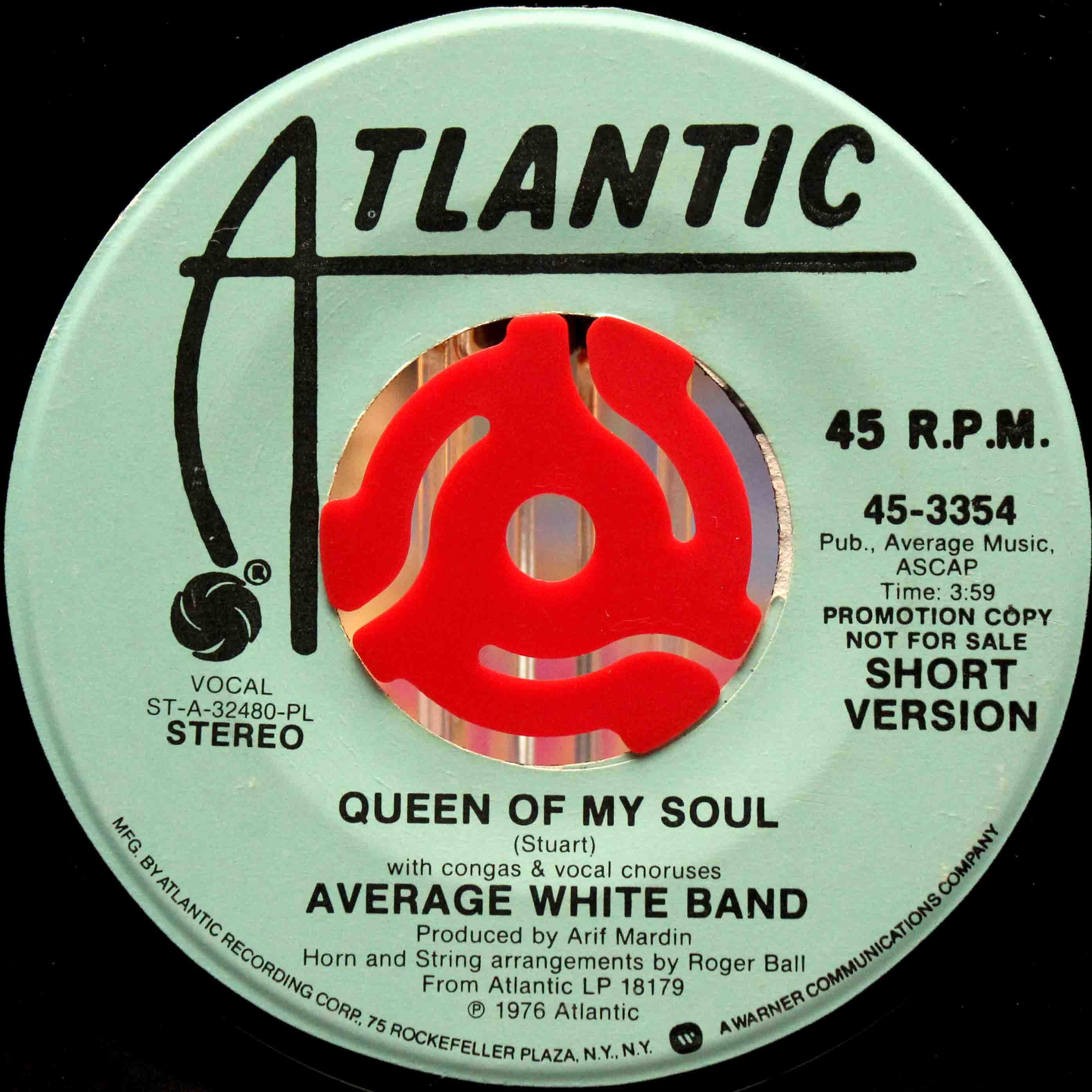 Average White Band – Queen Of My Soul 04