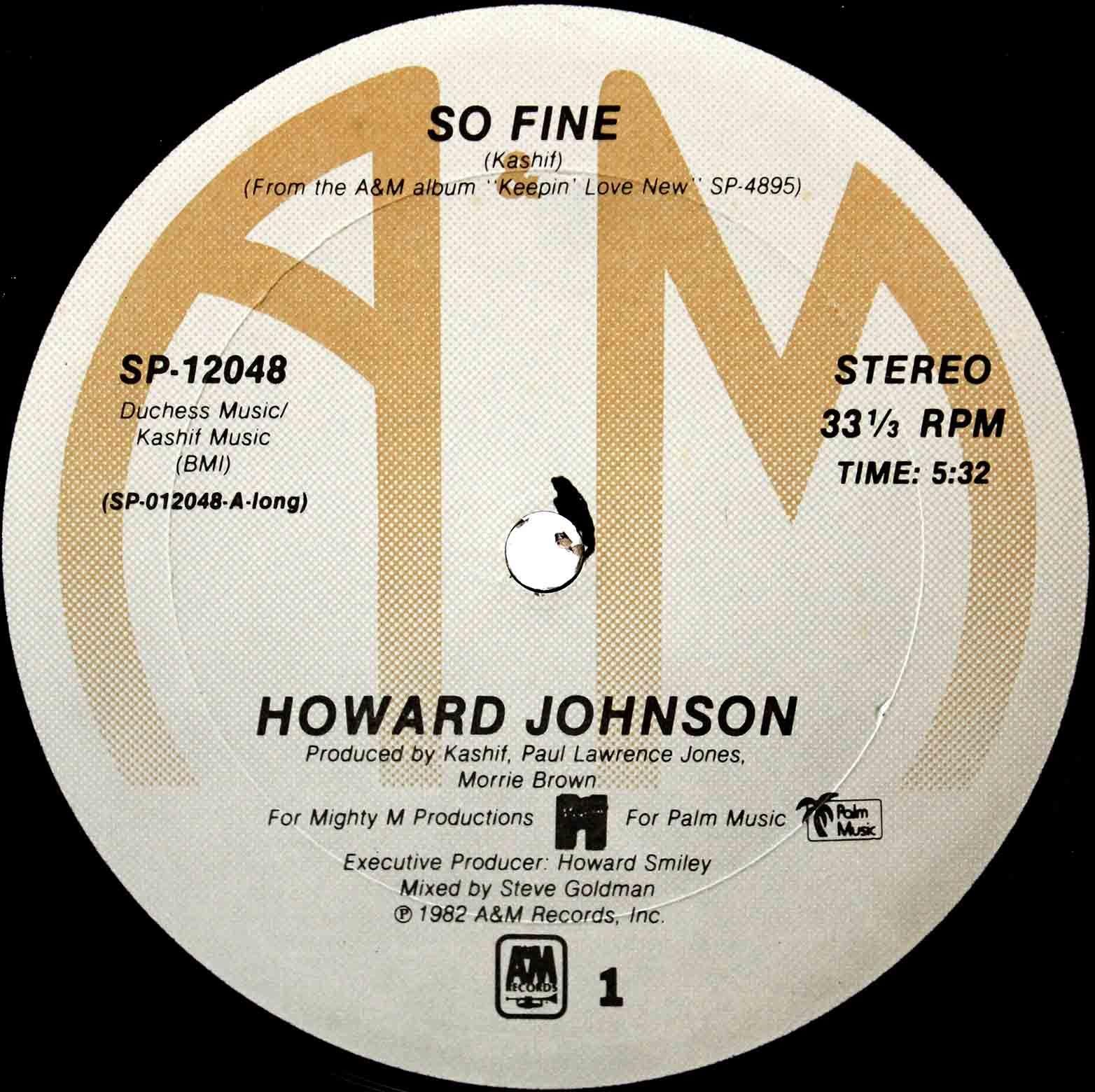 Howard Johnson - So Fine 03