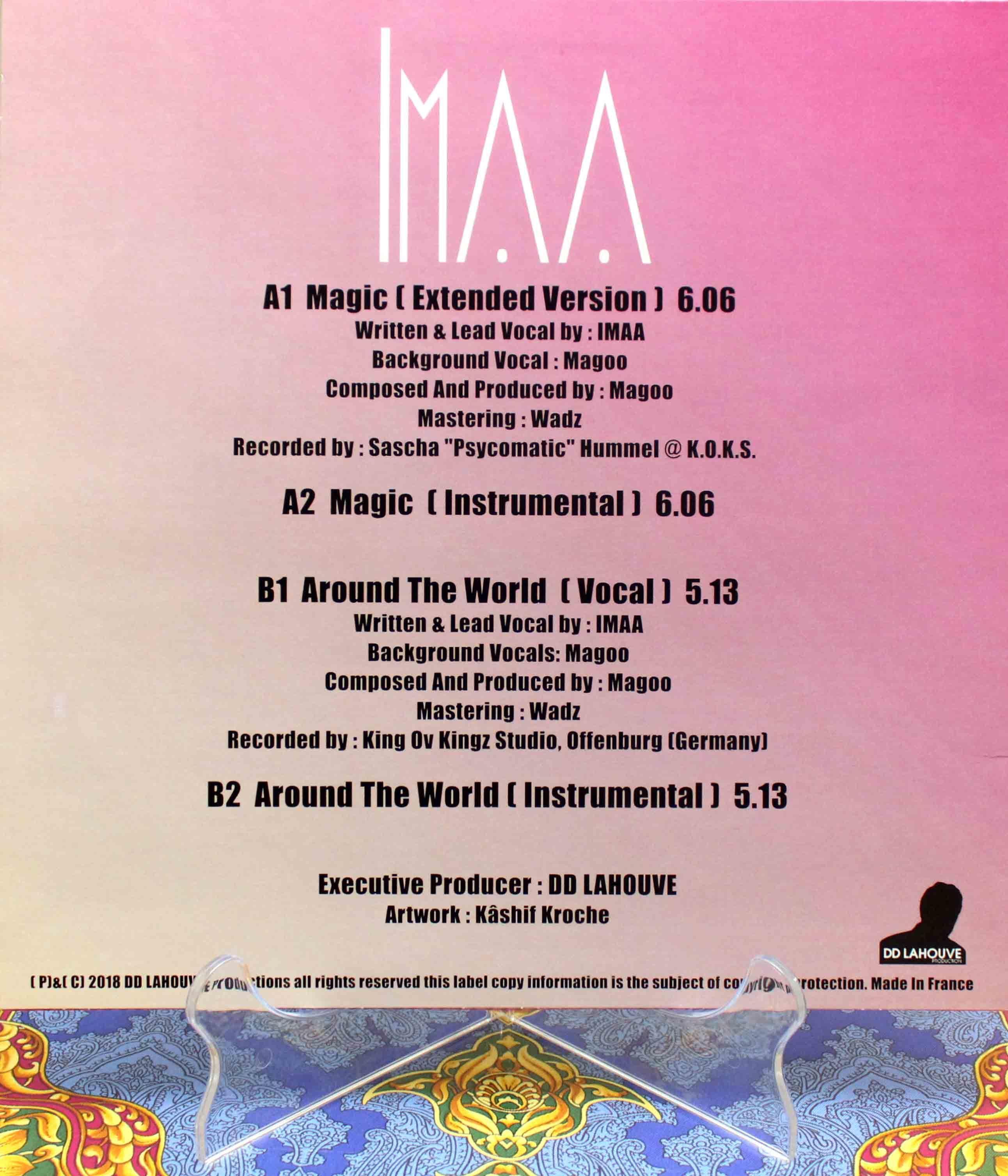 Imaa – Magic Around The World 02