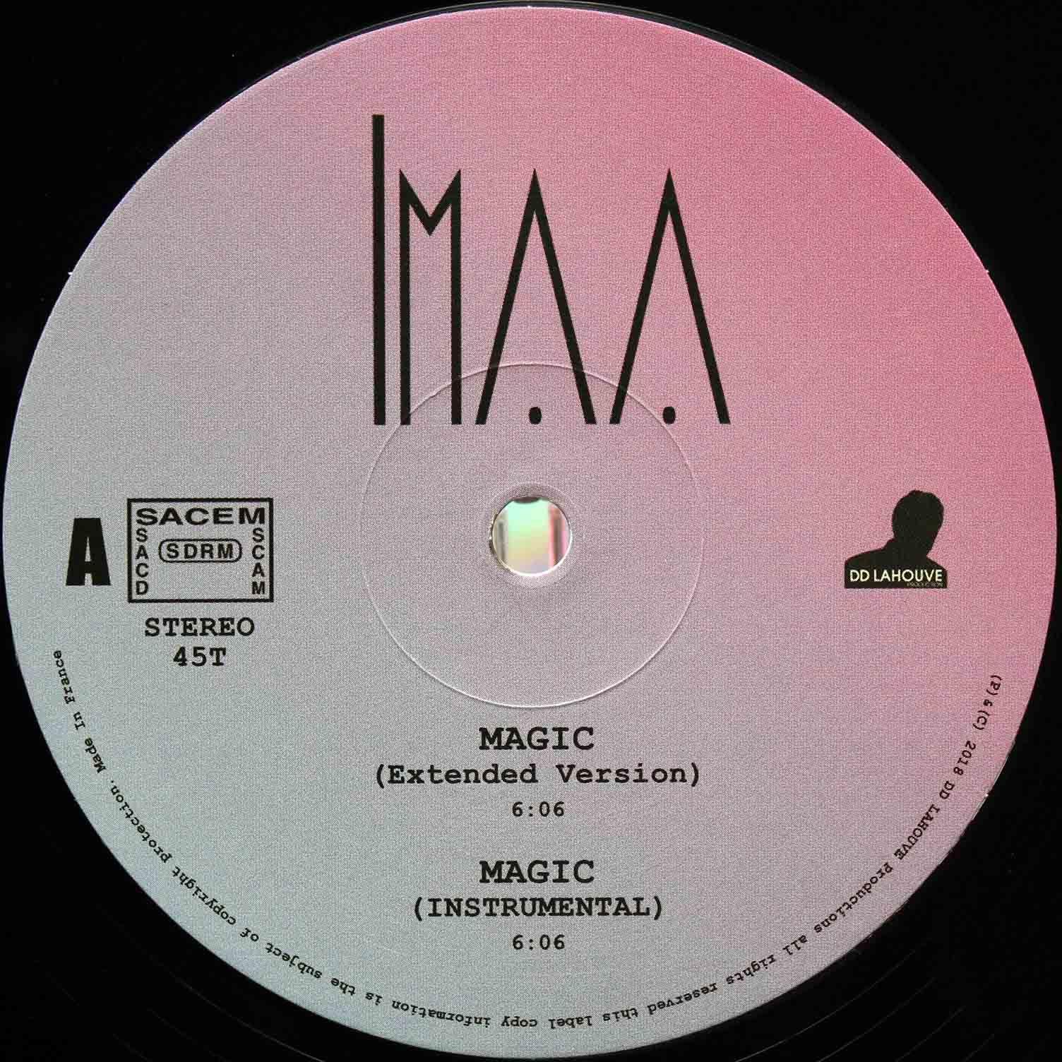 Imaa – Magic Around The World 03