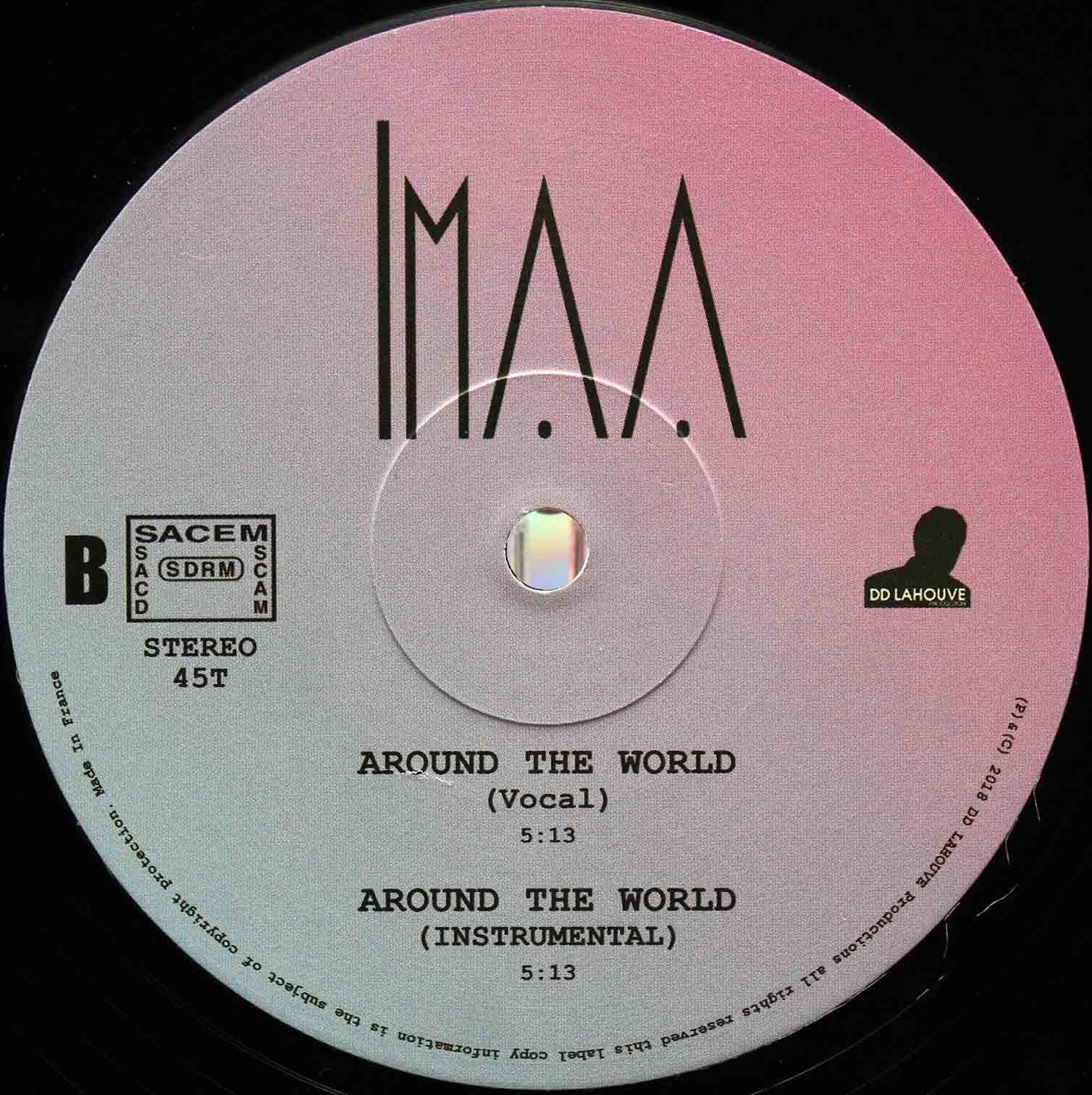 Imaa – Magic Around The World 04