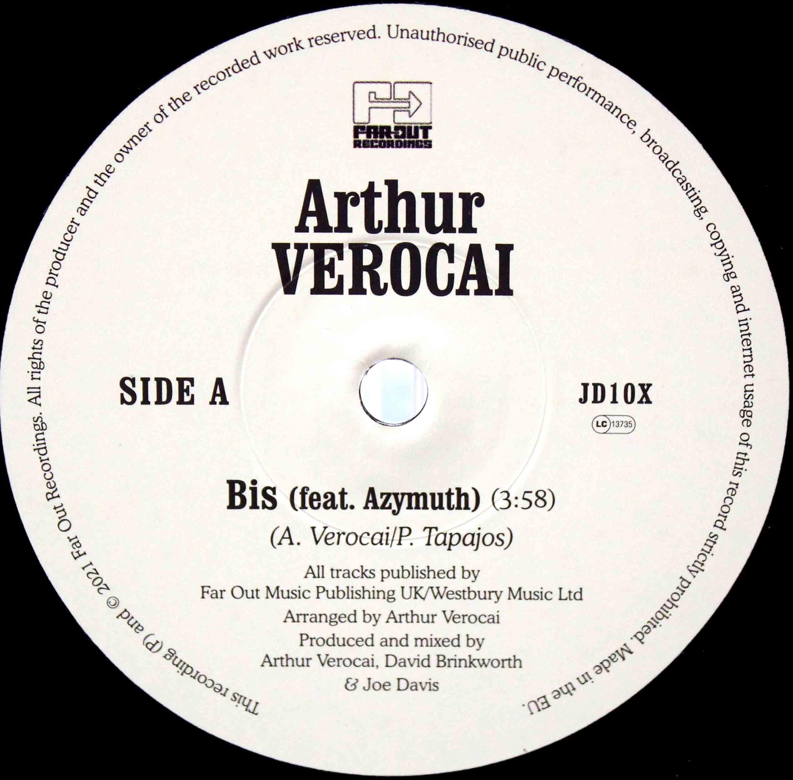 Arthur Verocai Azymuth  Bis 03