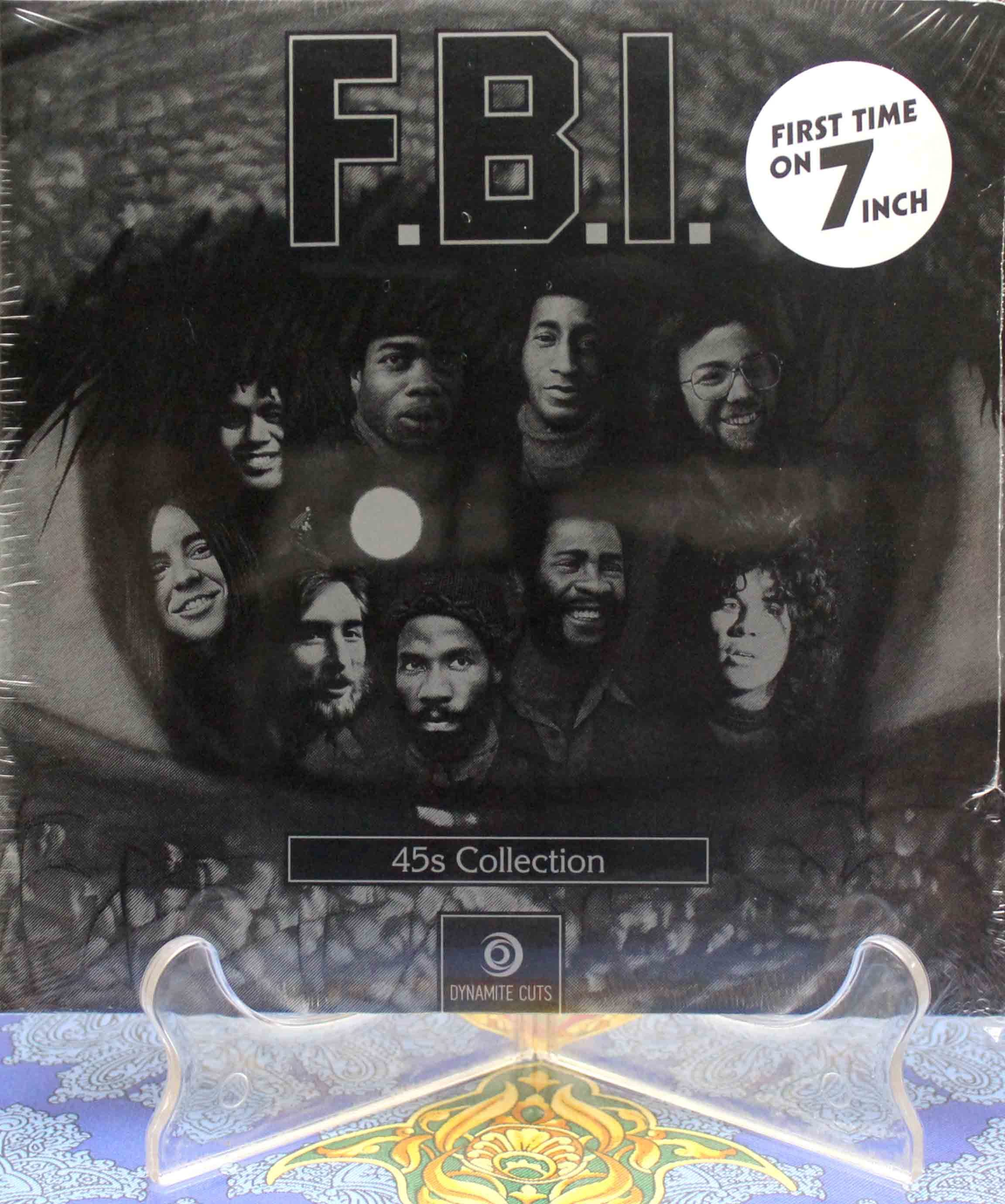 FBI (Funky Bands Inc) 45s Collection 01