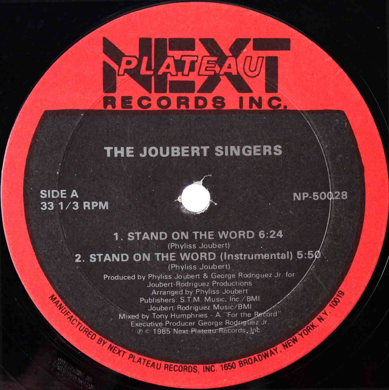 The Joubert Singers – Stand On The Word 03