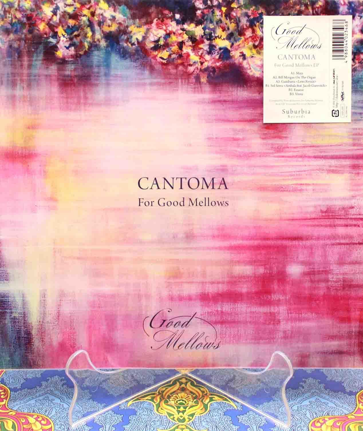 Cantoma For Good Mellows EP 01