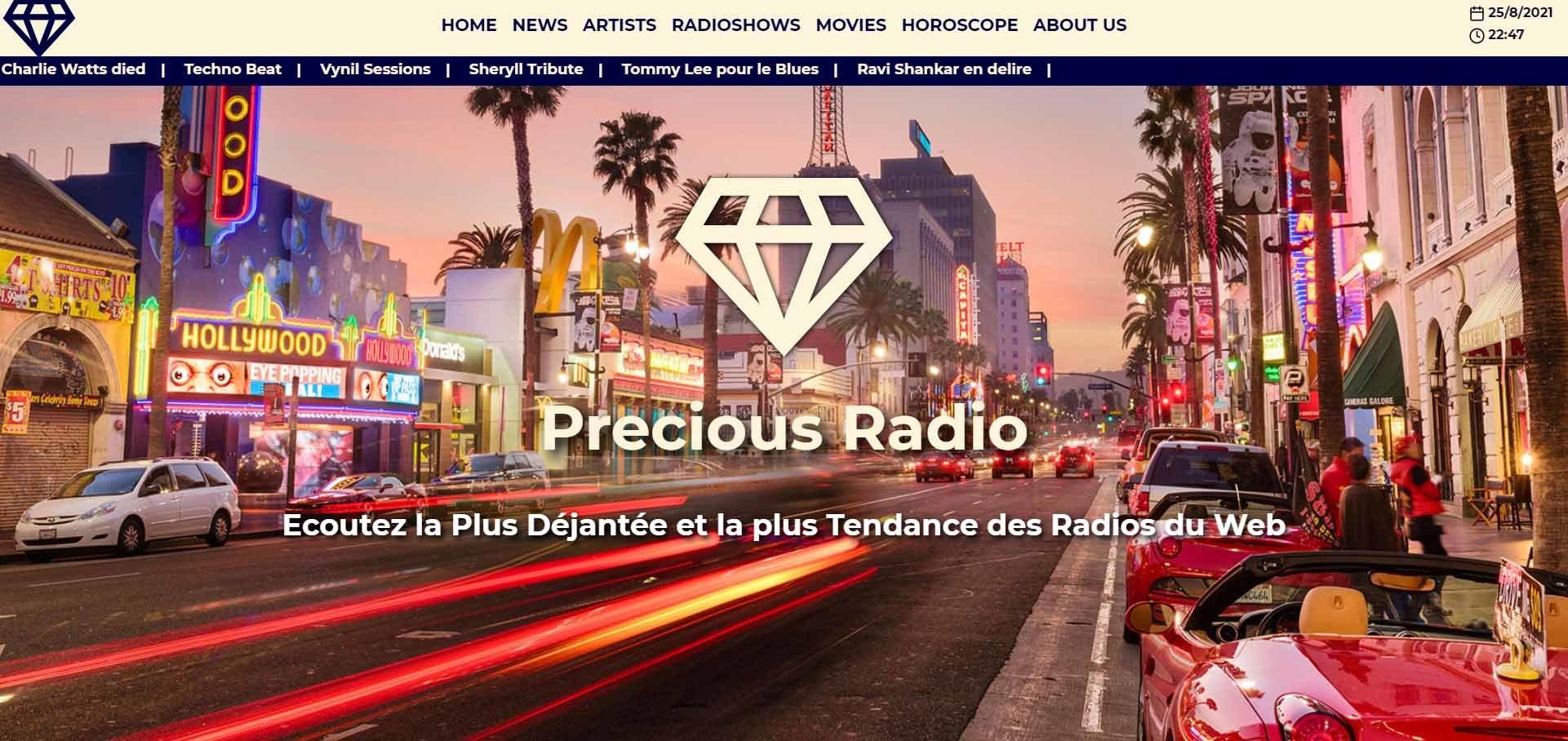 Precious Radio 01