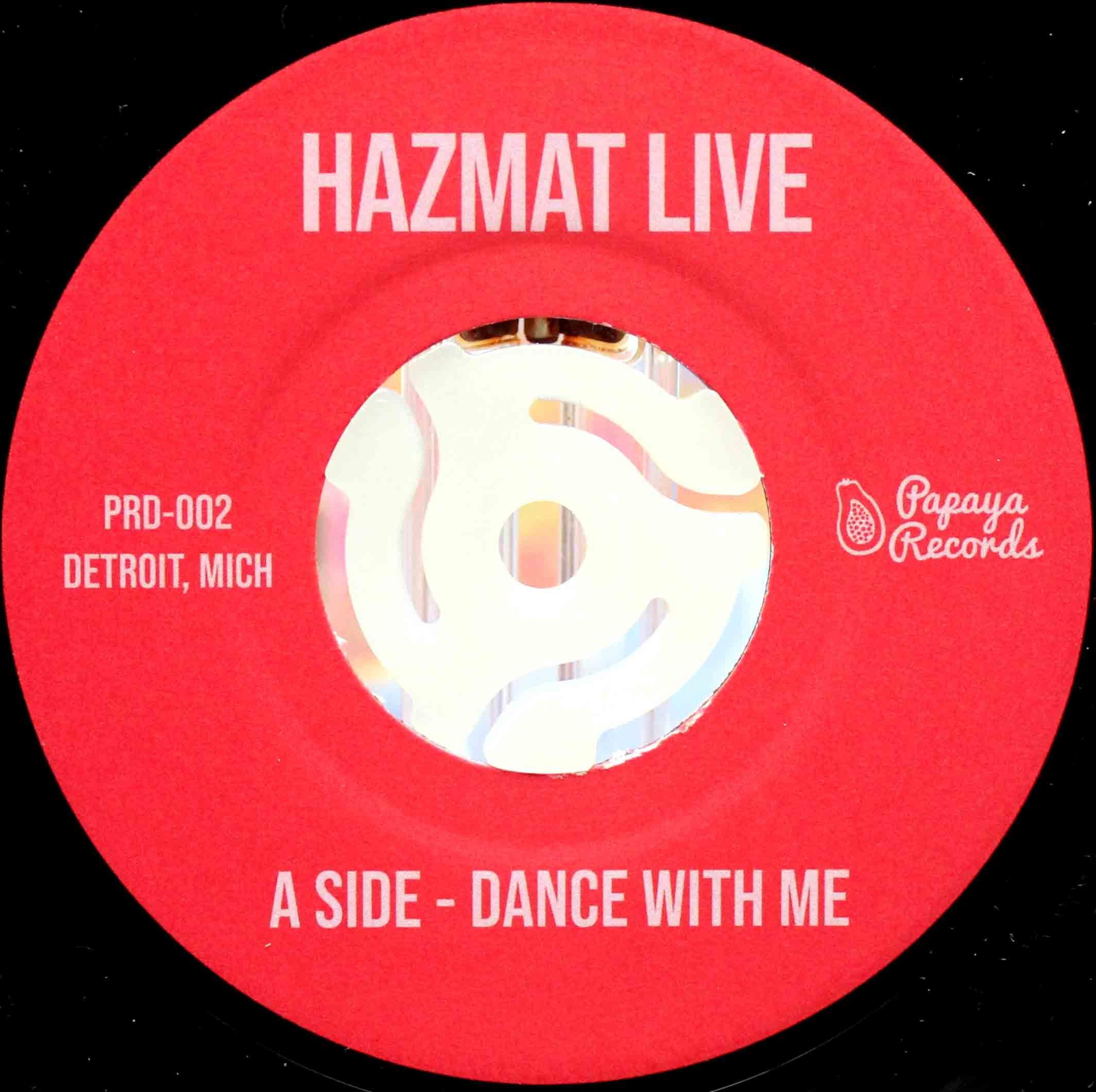 Hazmat Live Dance With Me 03