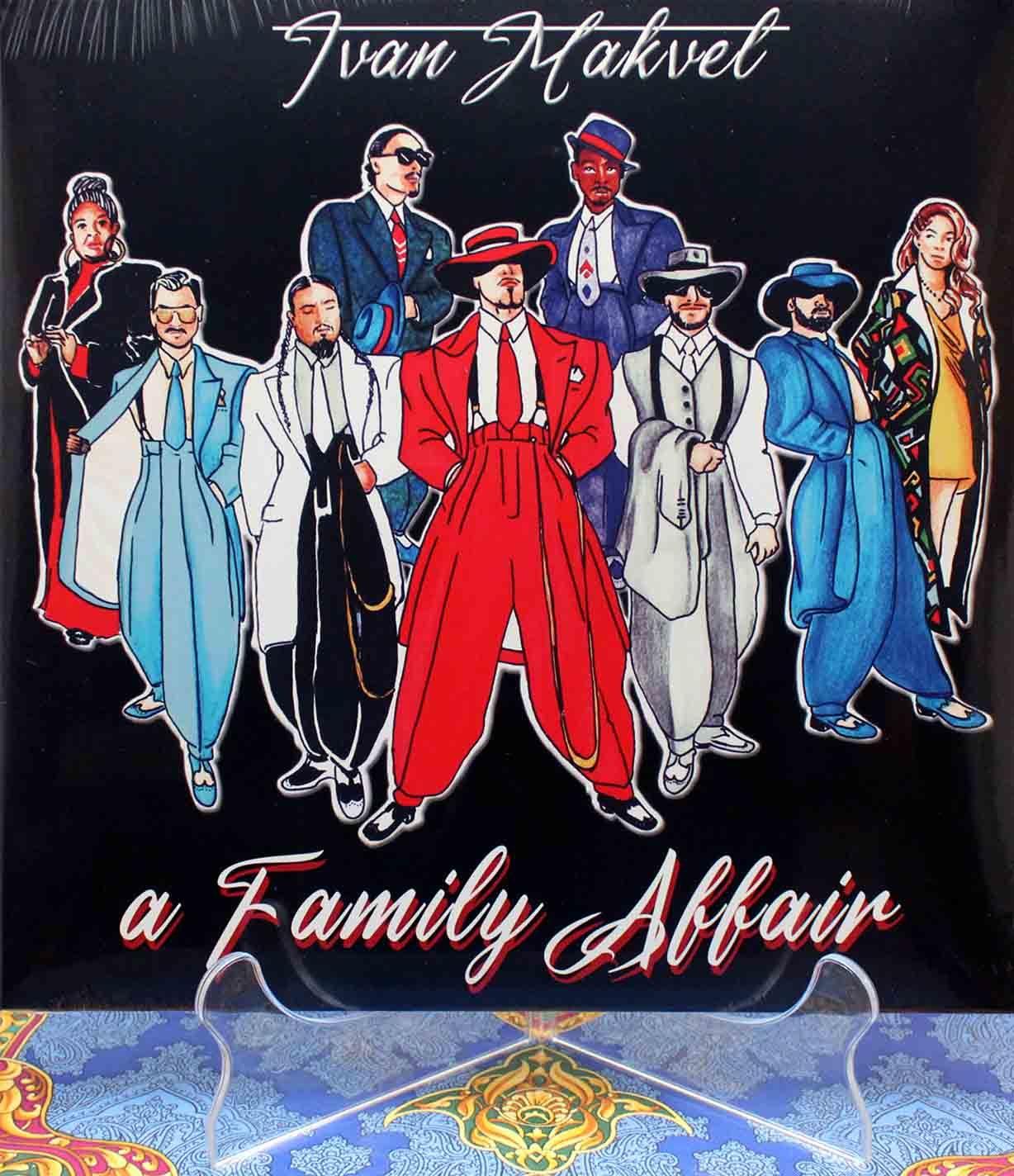 Ivan Makvel – A Family Affair 01