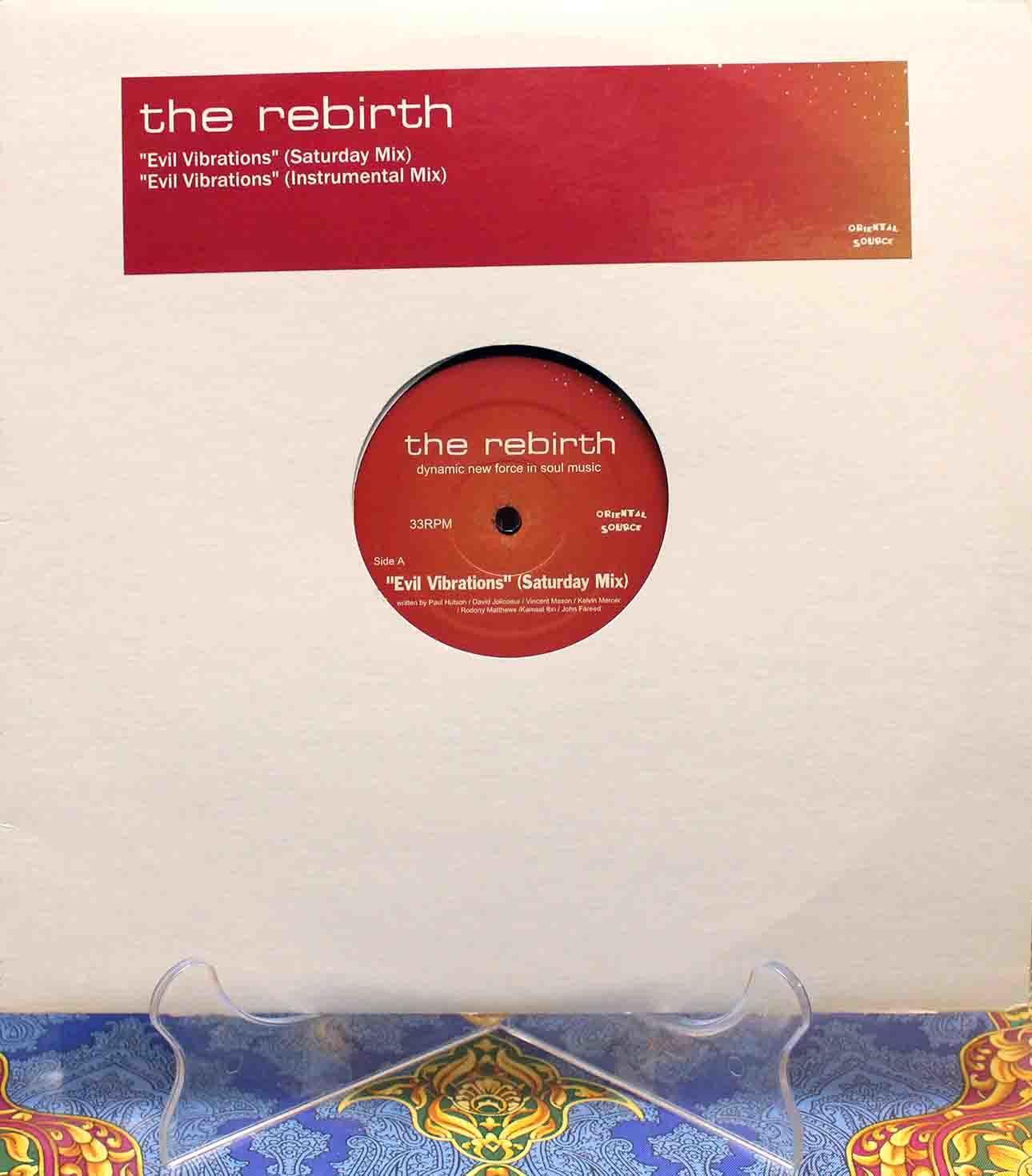 The Rebirth Evil Vibrations (Saturday Mix) 01