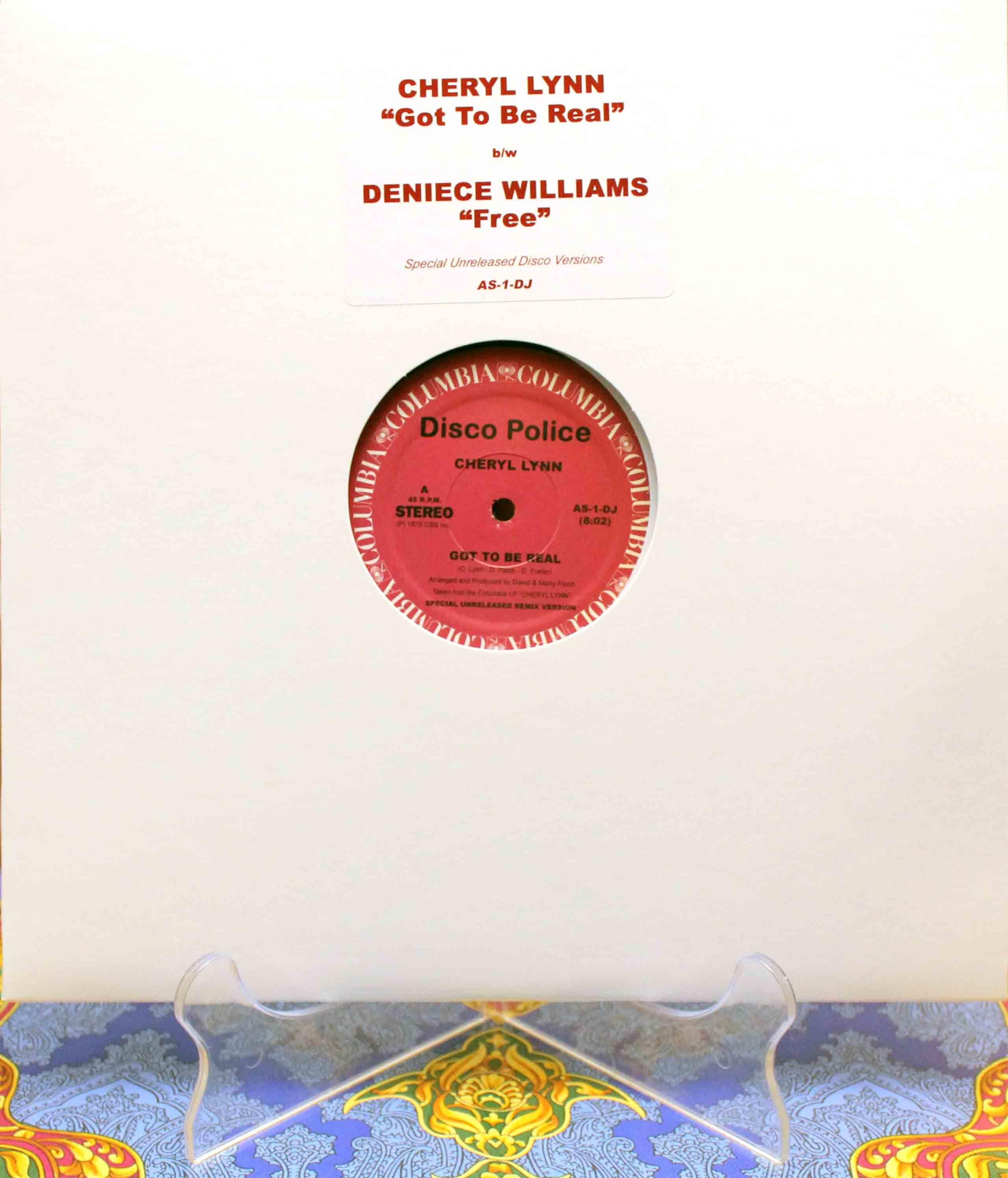 Cheryl Lynn – Got To Be Real (Remix) 01