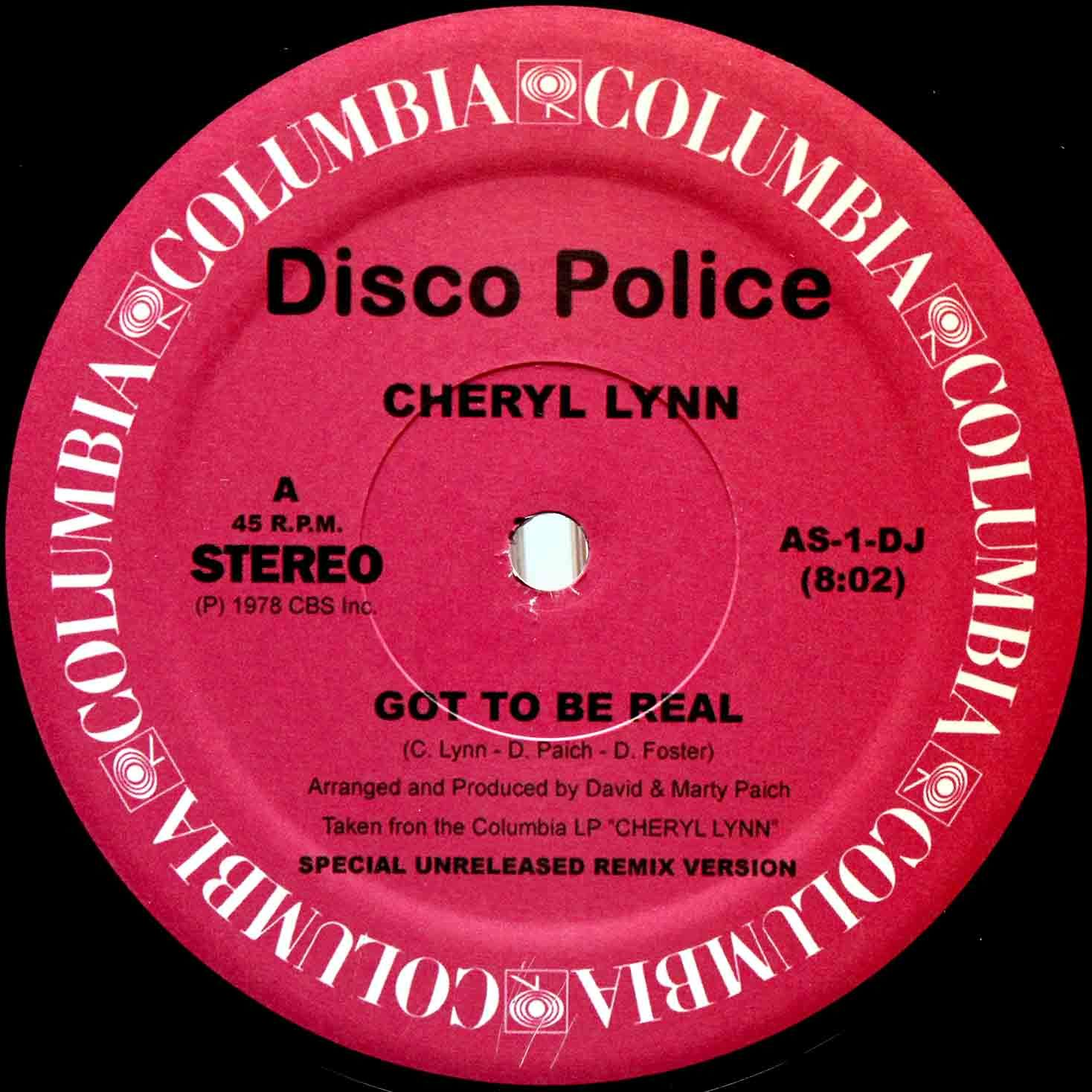 Cheryl Lynn – Got To Be Real (Remix) 02