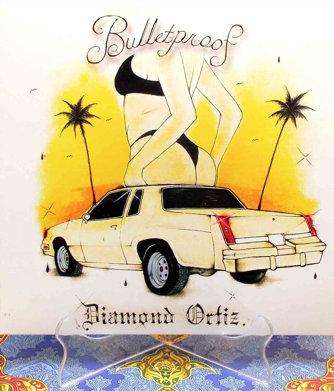 Diamond Ortiz Bulletproof 01