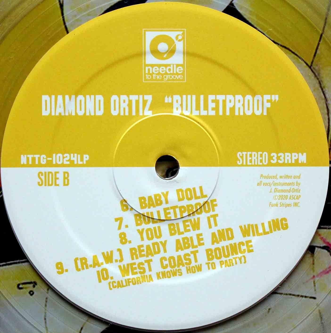 Diamond Ortiz Bulletproof 04