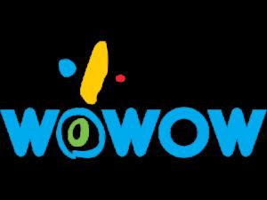 WOWOW 初代ロゴ