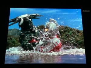 「水中からの挑戦者」セブンVSテペト